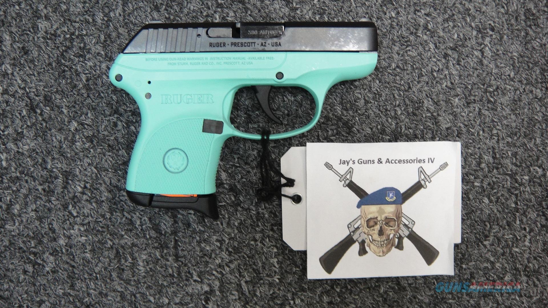 Ruger LCP Teal .380ACP  Guns > Pistols > Ruger Semi-Auto Pistols > LCP