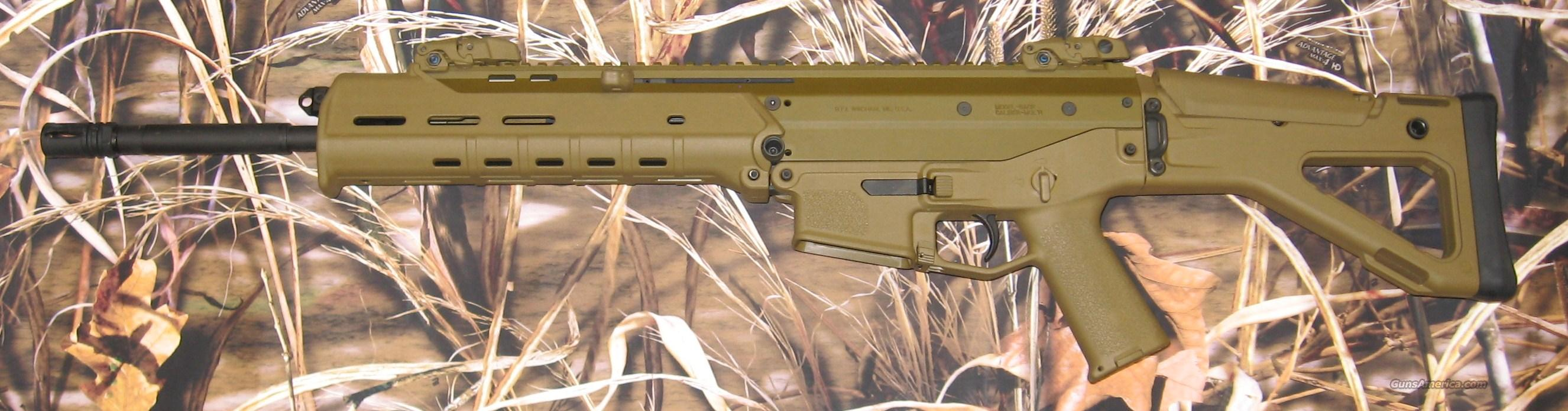 Bushmaster BACR Flat Dark Earth  Guns > Rifles > Bushmaster Rifles > Complete Rifles