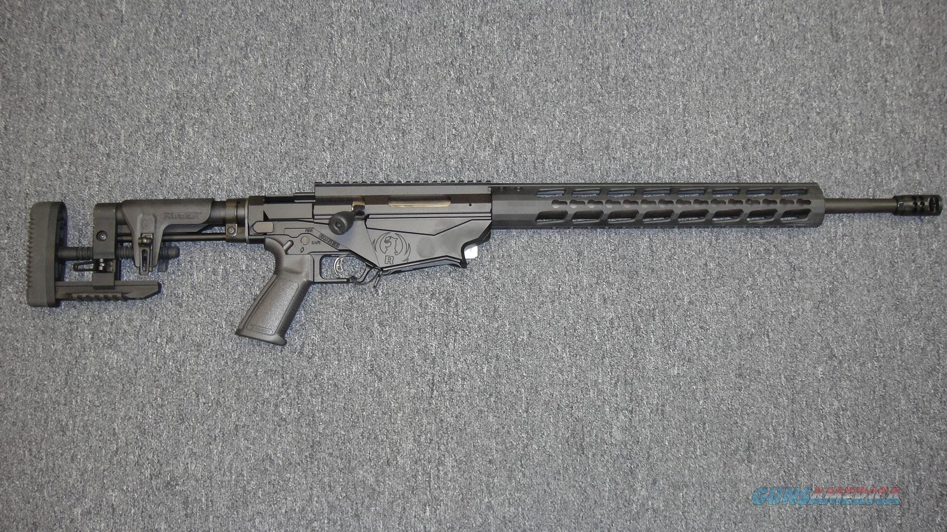 Ruger Precision 5.56 NATO  Guns > Rifles > Ruger Rifles > Precision Rifle Series