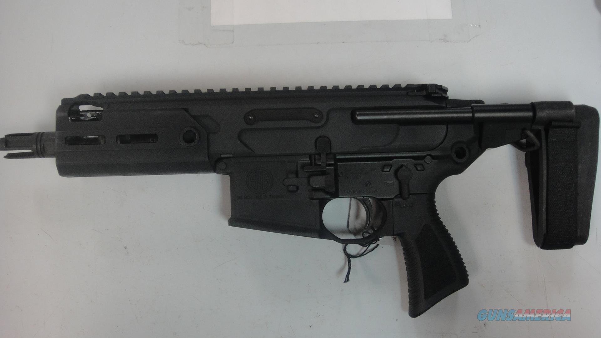 Sig Sauer MPX Rattler 300BLK  Guns > Rifles > Sig - Sauer/Sigarms Rifles