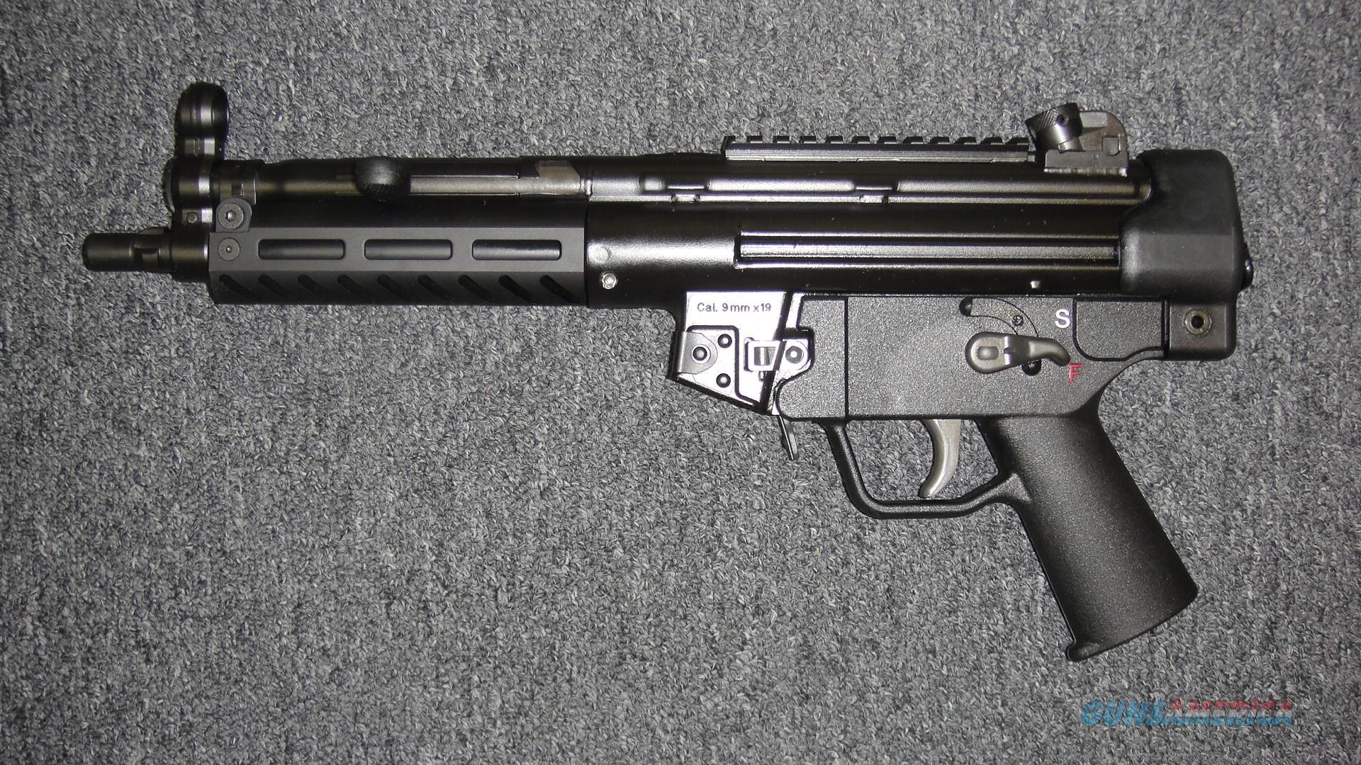 PTR 9C 9mm (MP5 Clone)  Guns > Rifles > PTR Rifles