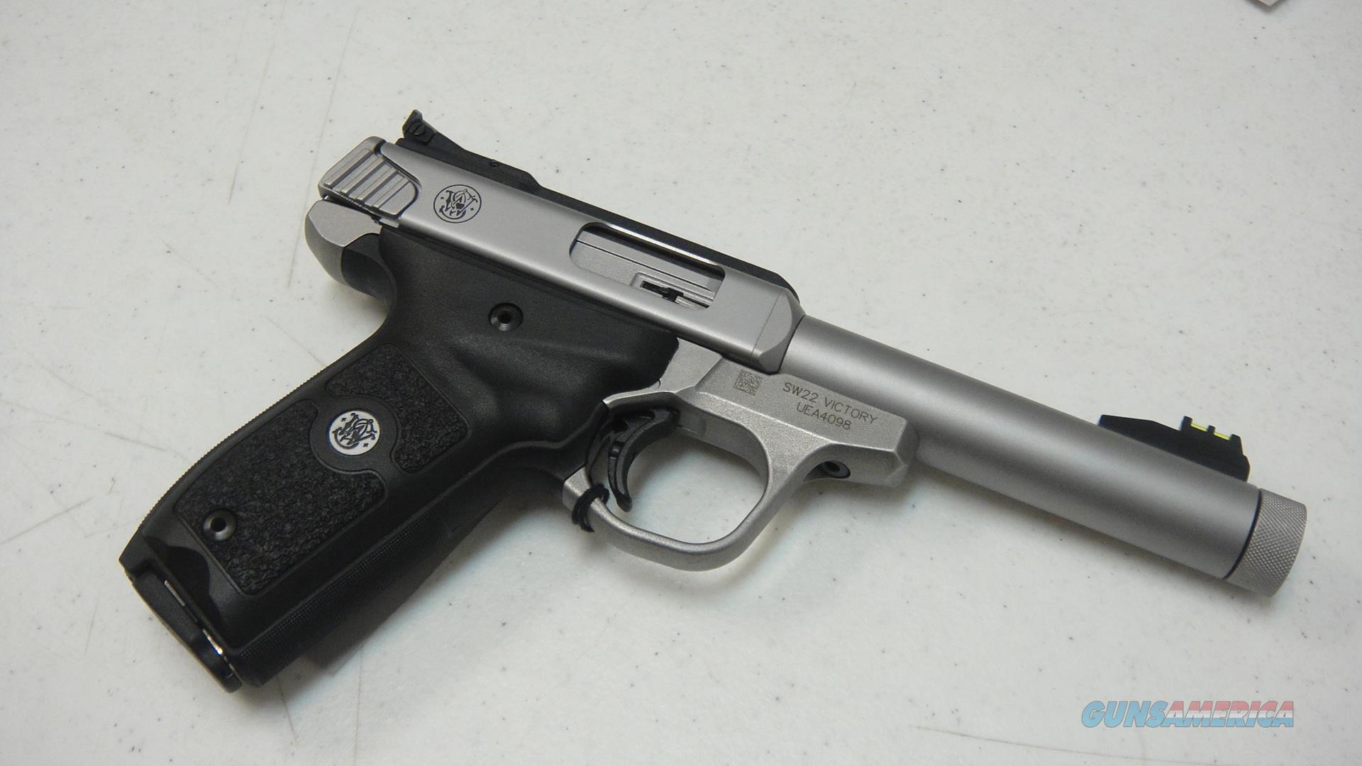 Smith+Wesson SW22 Victory  Guns > Pistols > Smith & Wesson Pistols - Autos > .22 Autos