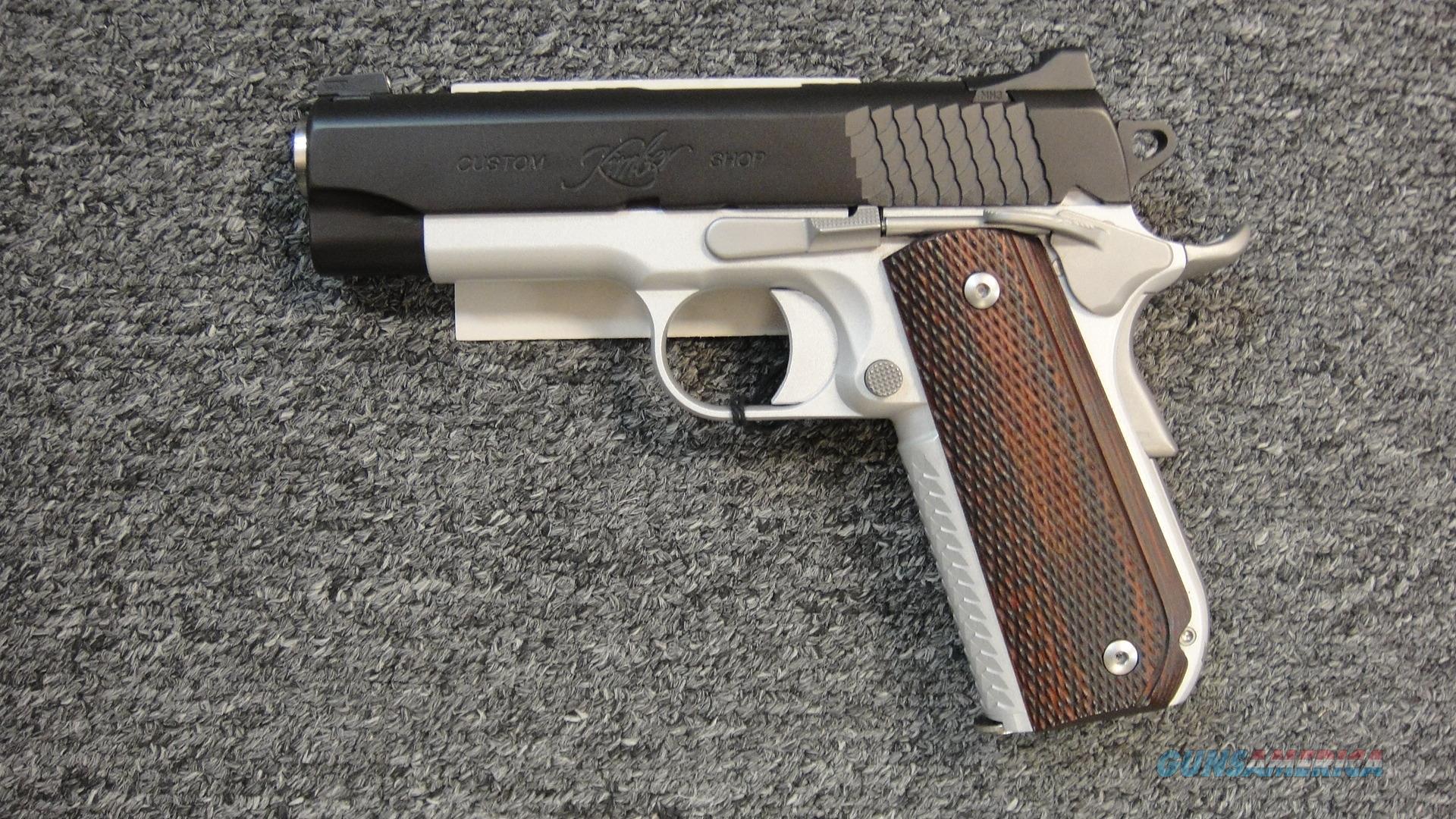 Kimber Super Carry Pro  Guns > Pistols > Kimber of America Pistols > 1911