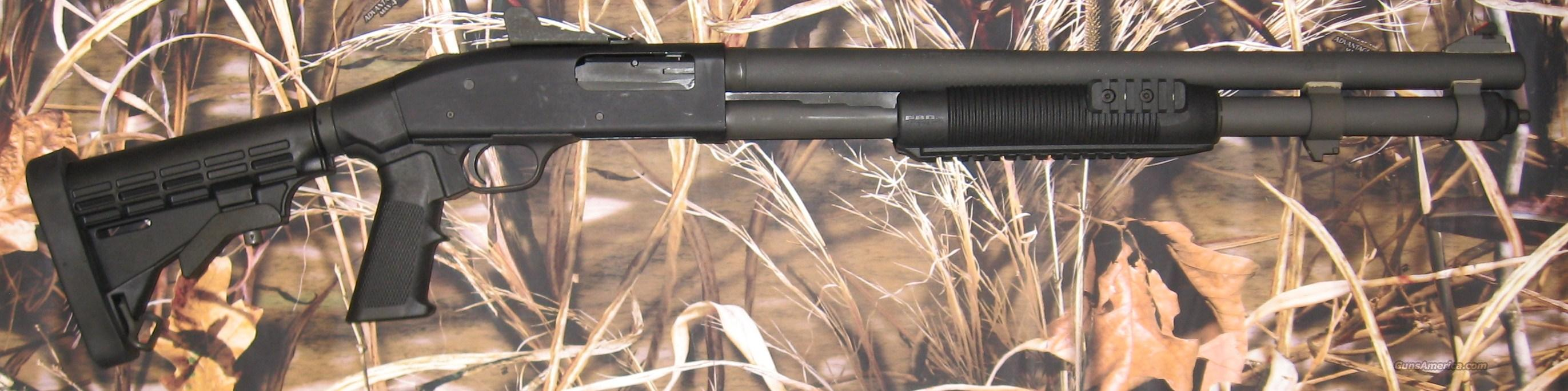Mossberg M590 A1   Guns > Shotguns > Mossberg Shotguns > Pump > Tactical