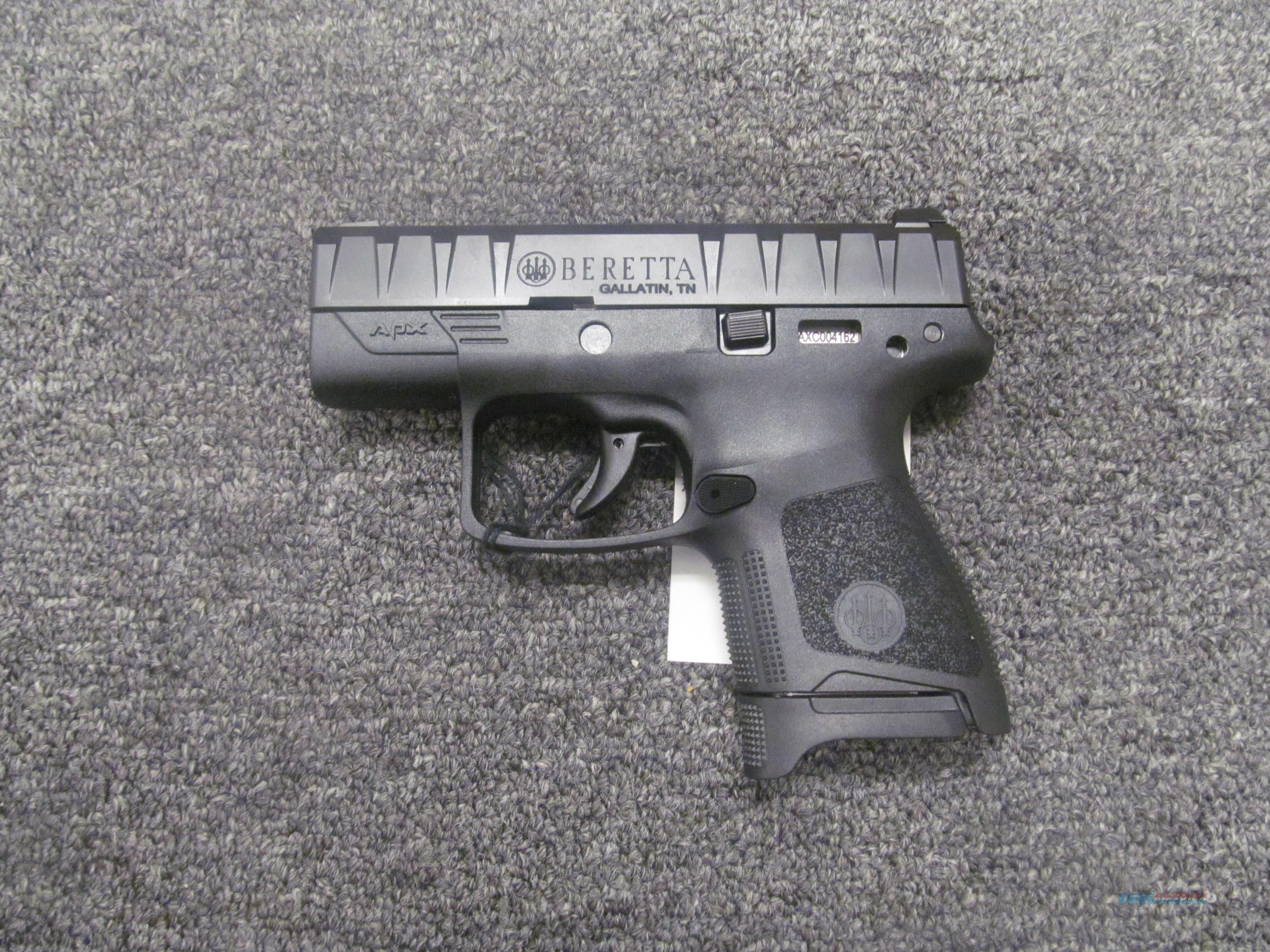 Beretta APX Carry (JAXN922)  Guns > Pistols > Beretta Pistols > Polymer Frame