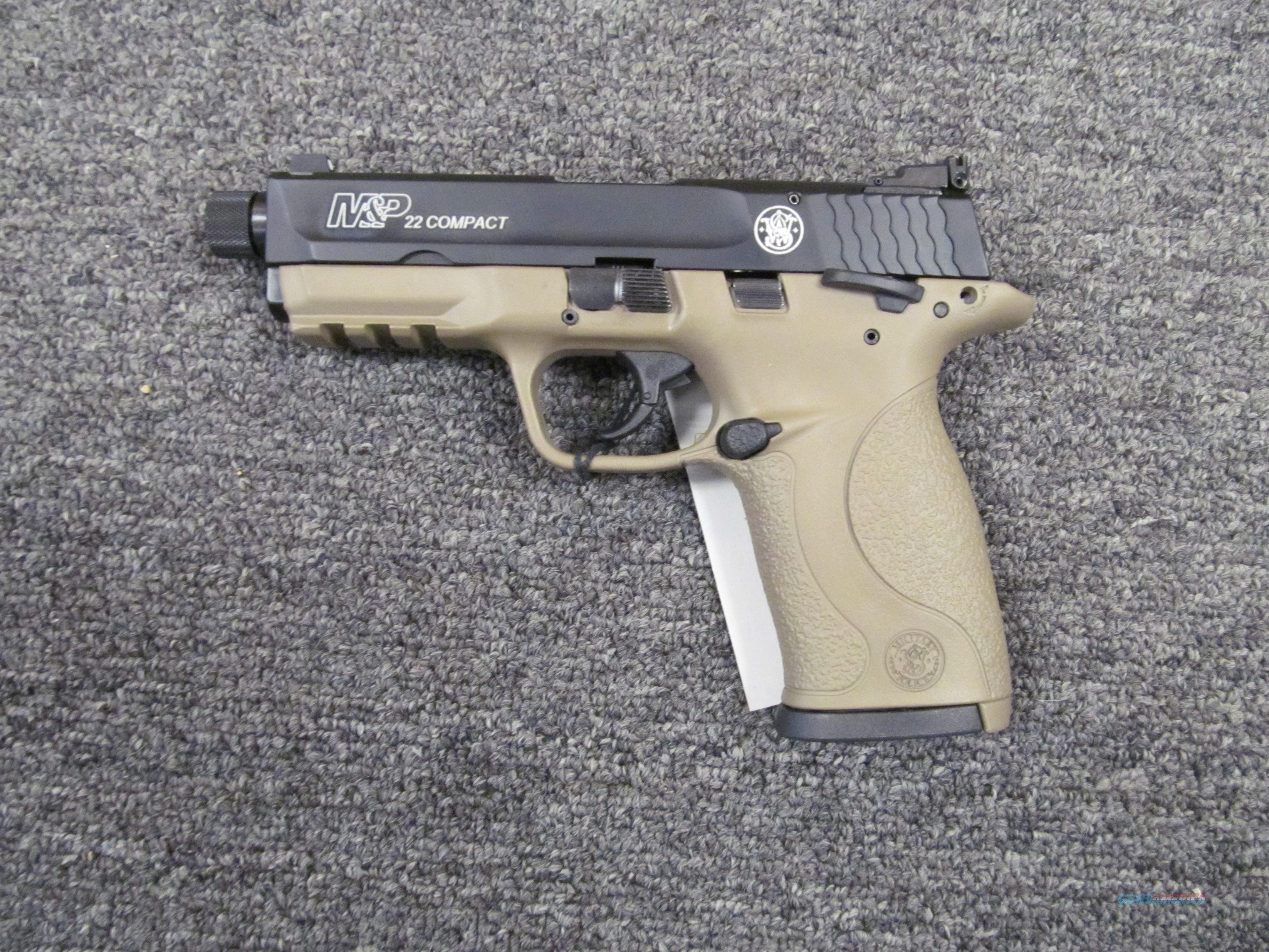 Smith & Wesson M&P-22 Compact  Guns > Pistols > Smith & Wesson Pistols - Autos > .22 Autos