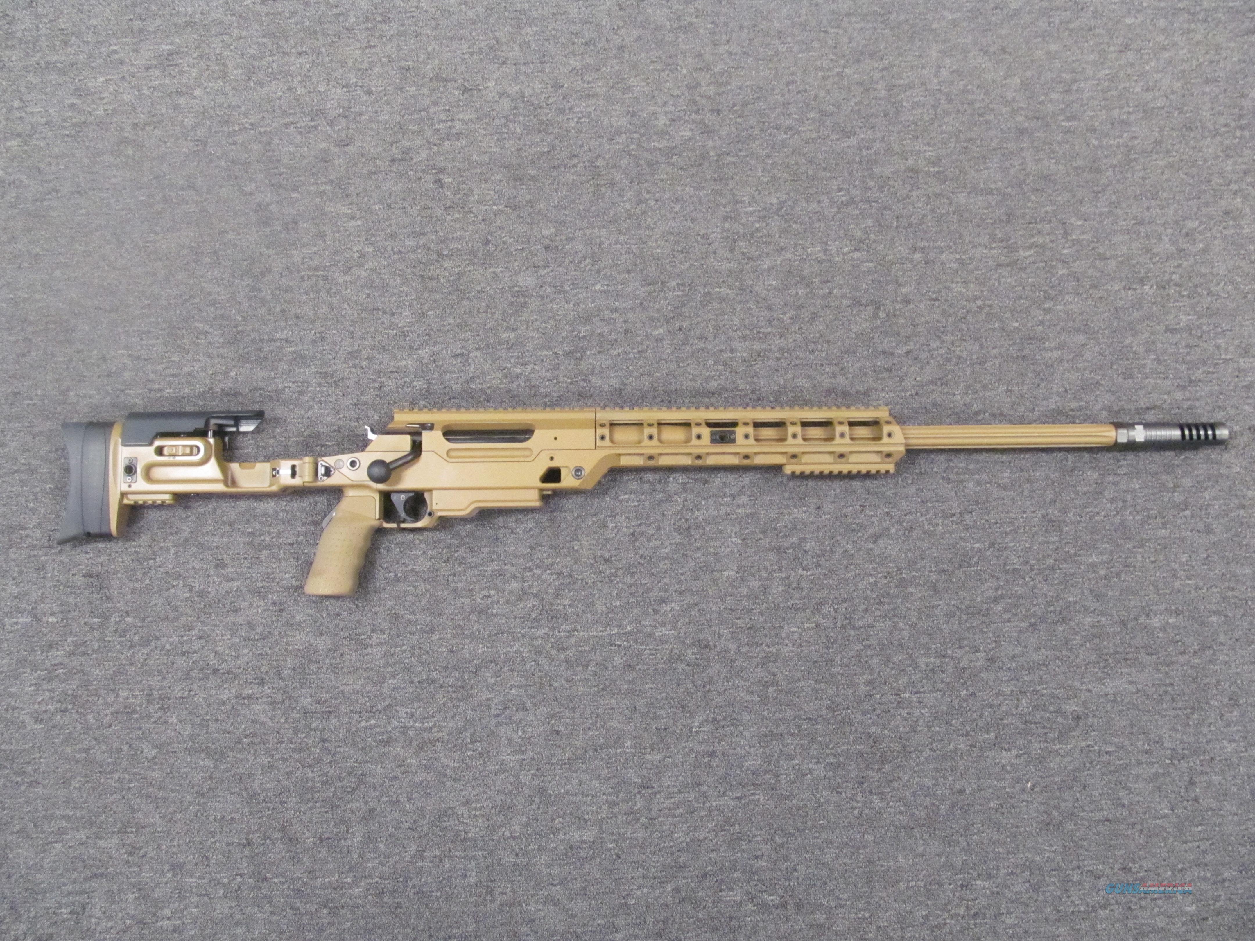 FNH Ballista in .338 Lapua w/FDE Finish  Guns > Rifles > FNH - Fabrique Nationale (FN) Rifles > Bolt action > Tactical