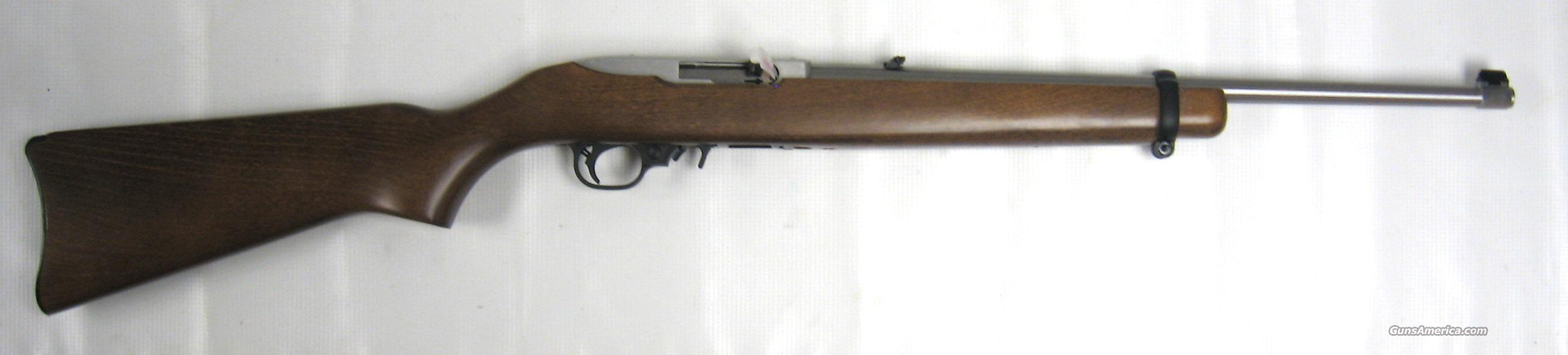 Ruger 10/22 Stainless   Guns > Rifles > Ruger Rifles > 10-22