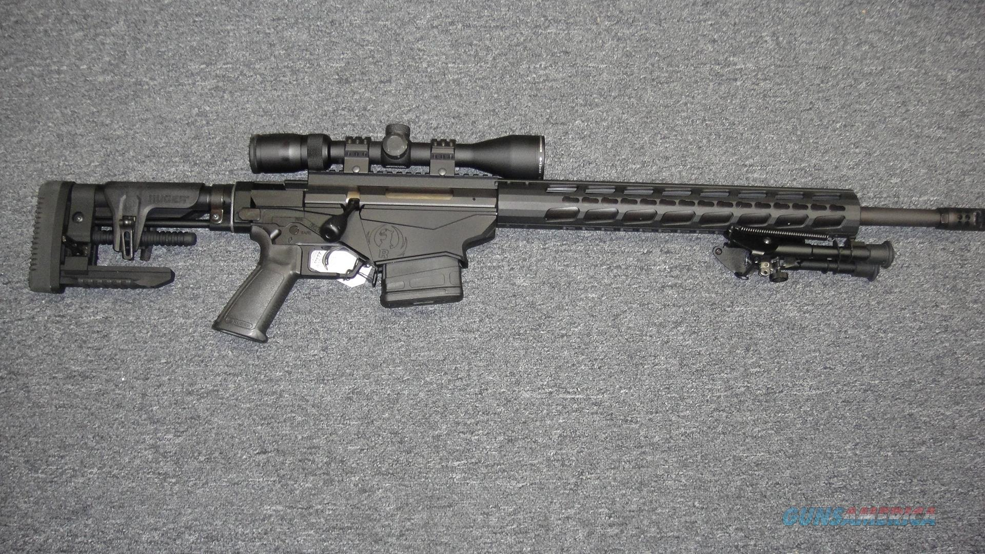 Ruger Precision rifle 308 (used)  Guns > Rifles > Ruger Rifles > Precision Rifle Series