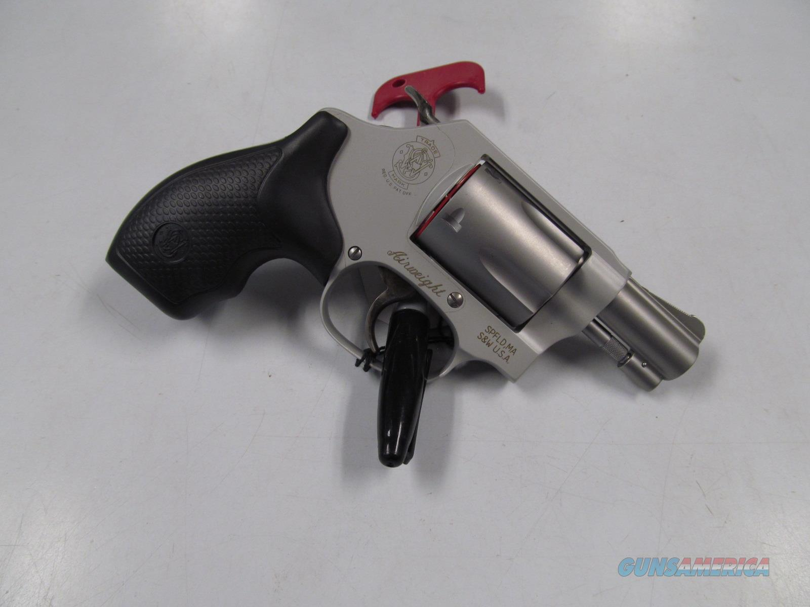 Smith & Wesson 637-2  Airweight  Guns > Pistols > Smith & Wesson Revolvers > Small Frame ( J )