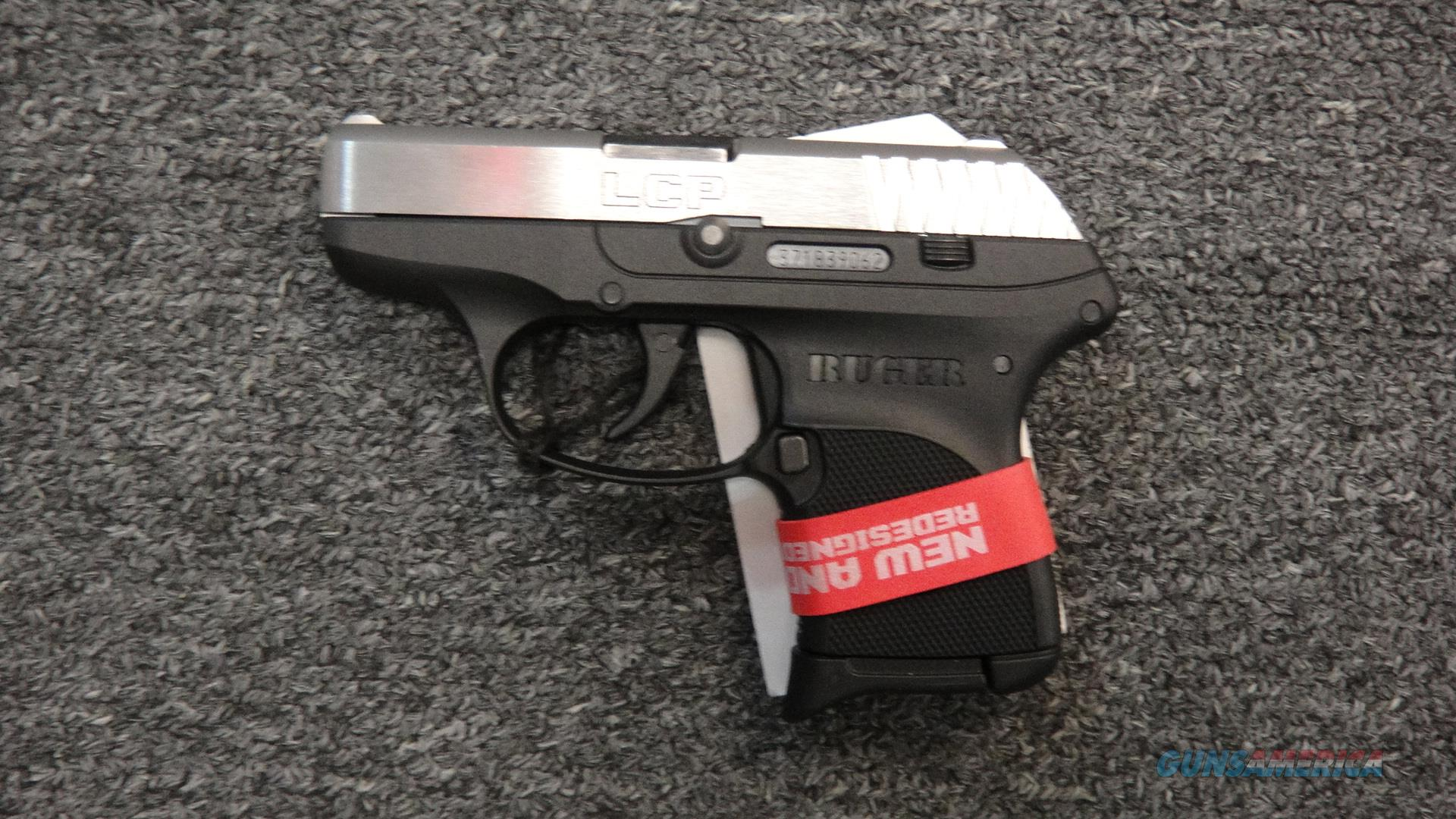 Ruger LCP Stainless  Guns > Pistols > Ruger Semi-Auto Pistols > LCP