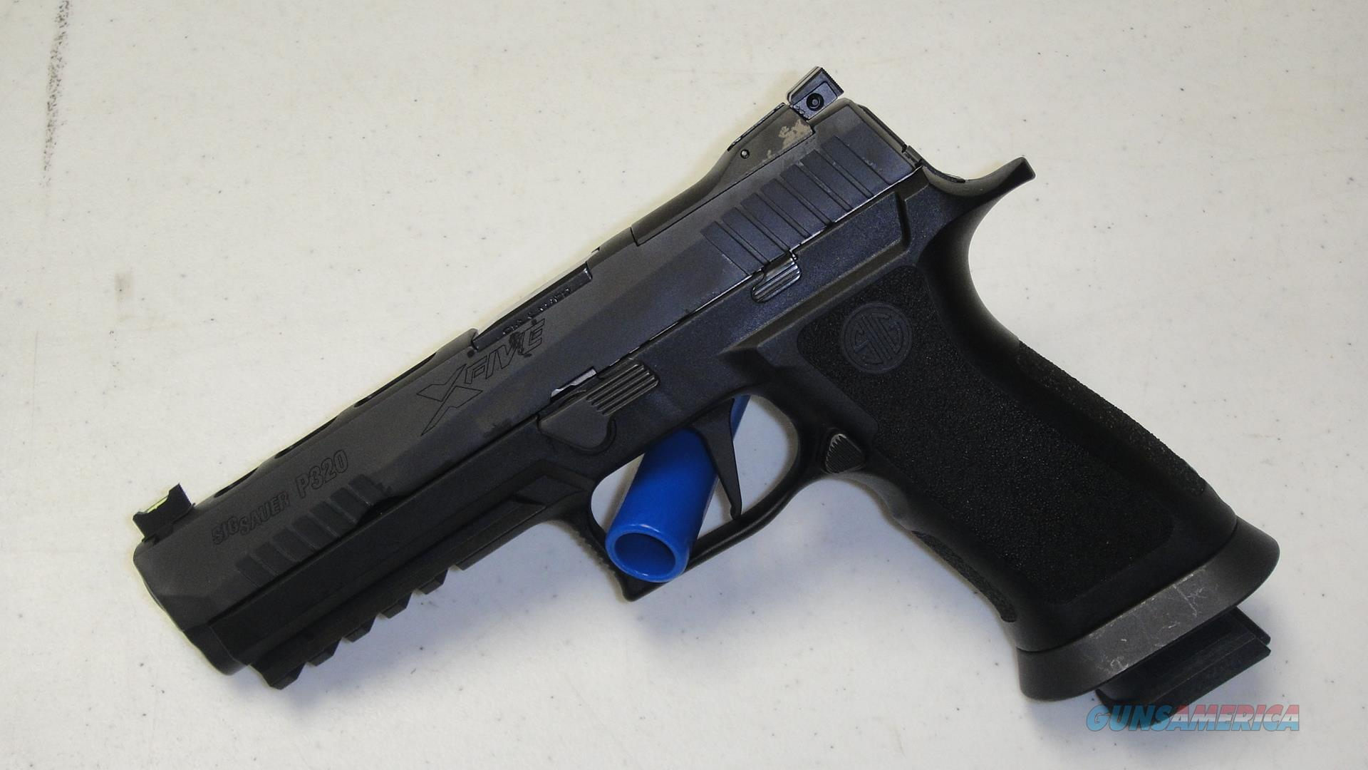 Sig Sauer P320 X FIVE  Guns > Pistols > Sig - Sauer/Sigarms Pistols > P320