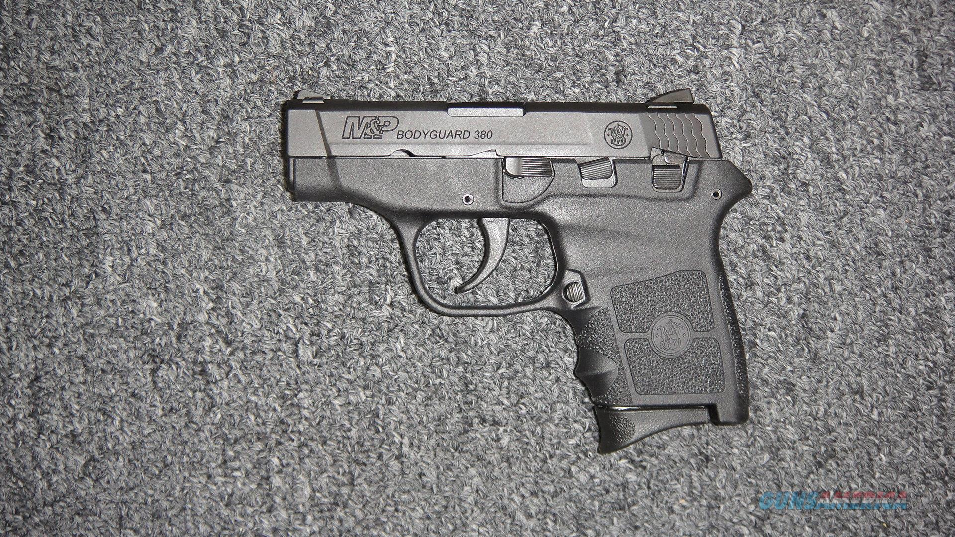 Smith & Wesson M&P Bodyguard 380   Guns > Pistols > Smith & Wesson Pistols - Autos > Polymer Frame