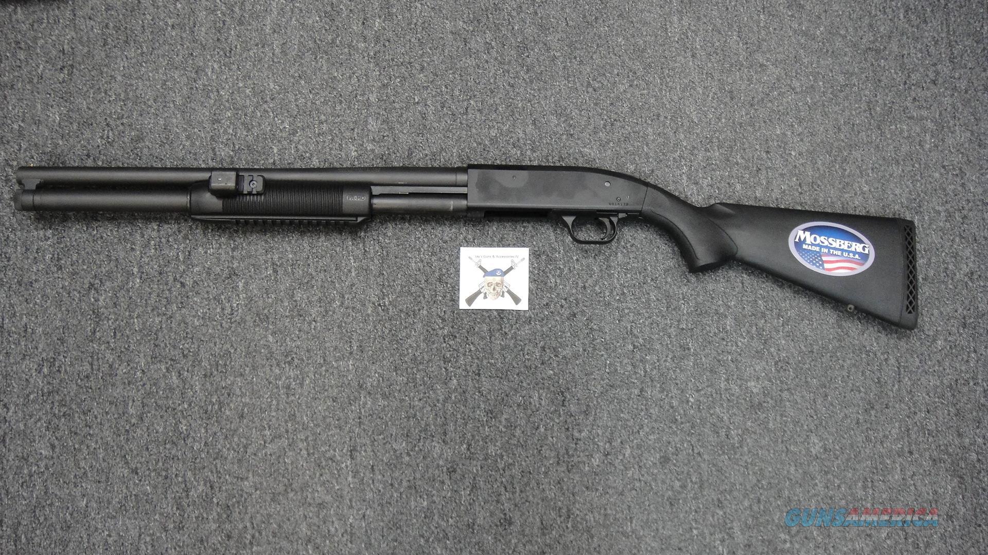 Mossberg 500 w/ laser  Guns > Shotguns > Mossberg Shotguns > Pump > Tactical