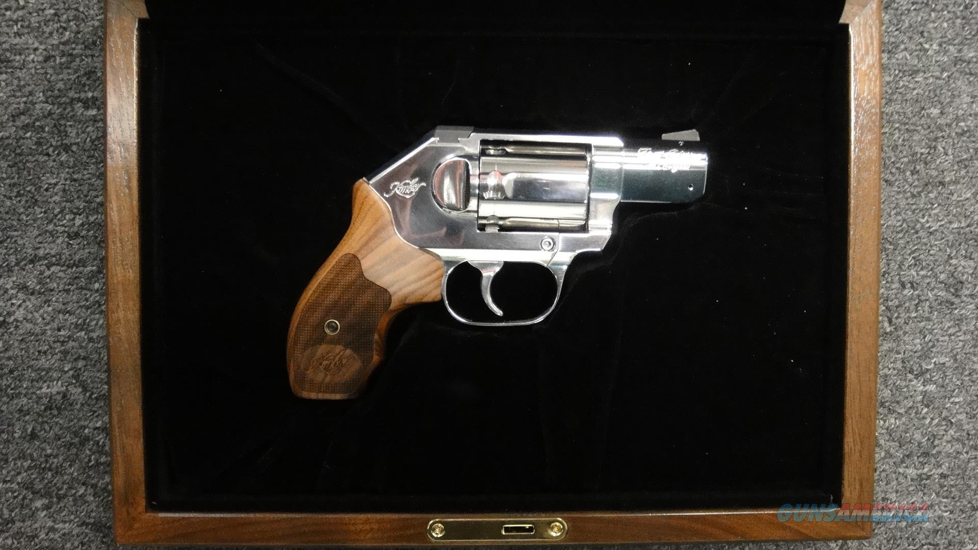 Kimber K6S First Edition  Guns > Pistols > Kimber of America Pistols > Revolvers