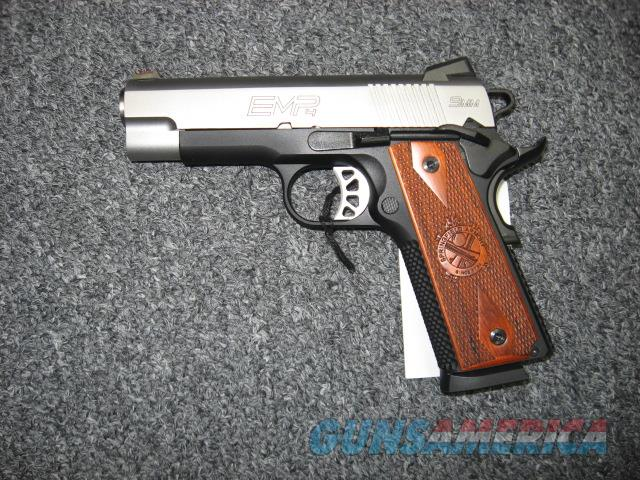 Springfield Armory EMP4 9mm 1911 Two Tone  Guns > Pistols > Springfield Armory Pistols > 1911 Type