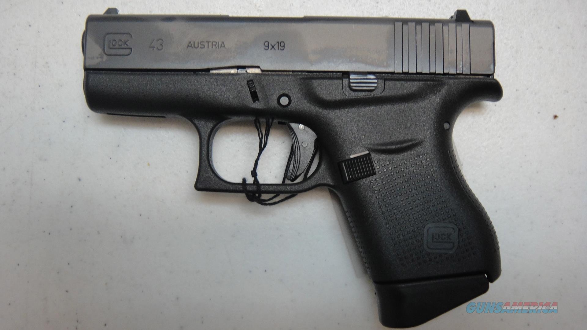 Glock 43  Guns > Pistols > Glock Pistols > 43