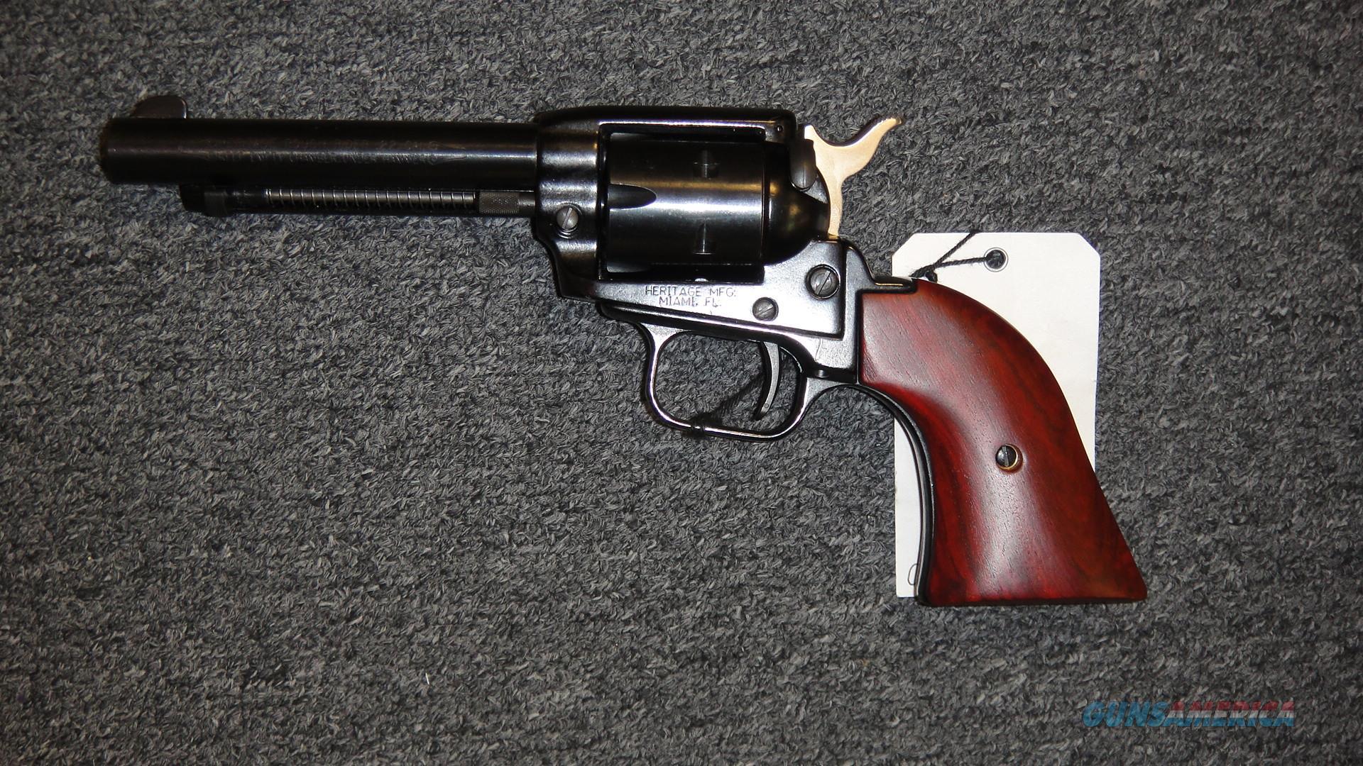 Heritage Mfg Rough Rider Convertible .22LR/.22 Mag  Guns > Pistols > Heritage
