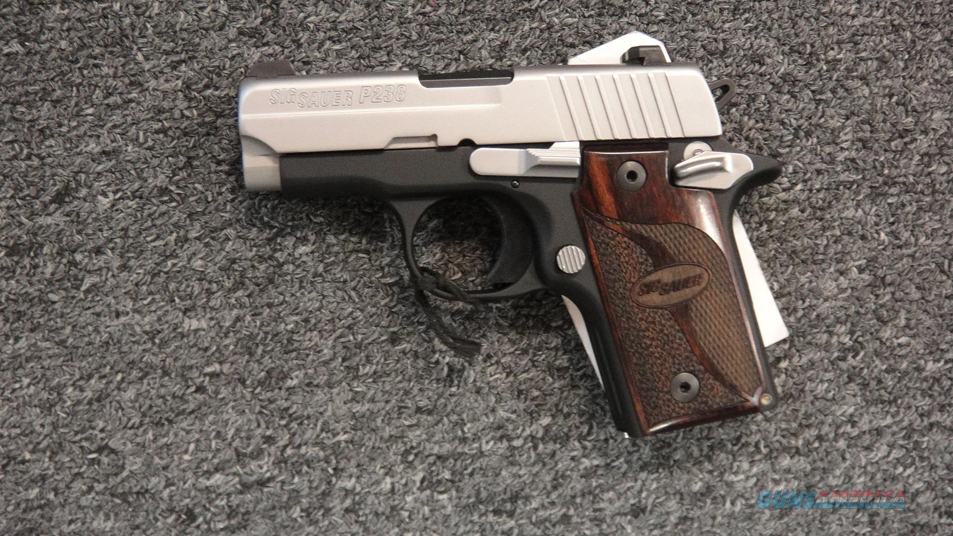 Sig Sauer P238 SAS  Guns > Pistols > Sig - Sauer/Sigarms Pistols > P238