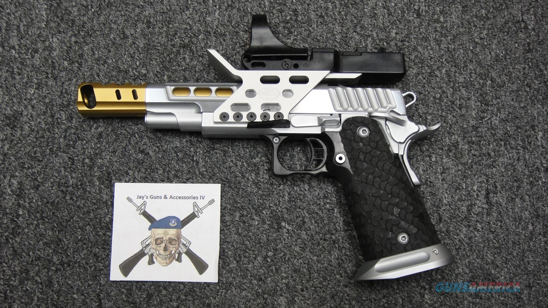 STI 2011 DVC Open 5.0 9mm--Competition Race Gun!  Guns > Pistols > STI Pistols