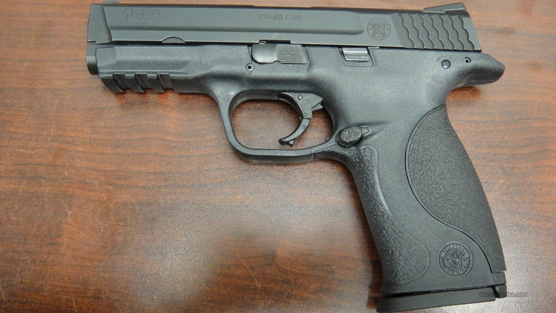 Smith and Wesson M&P9  Guns > Pistols > Smith & Wesson Pistols - Autos > Polymer Frame