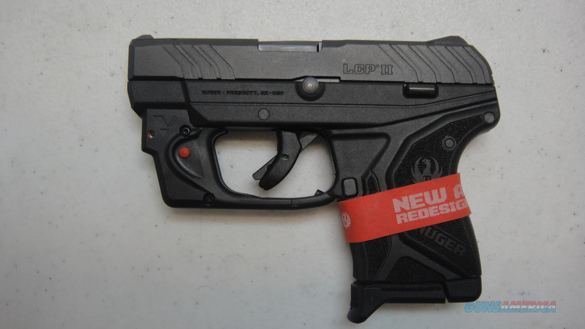 Ruger LCP II w/ viridian laser  Guns > Pistols > Ruger Semi-Auto Pistols > LCP