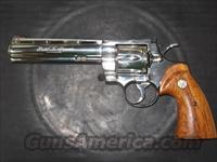 Colt Python Double Diamond  Colt Double Action Revolvers- Modern
