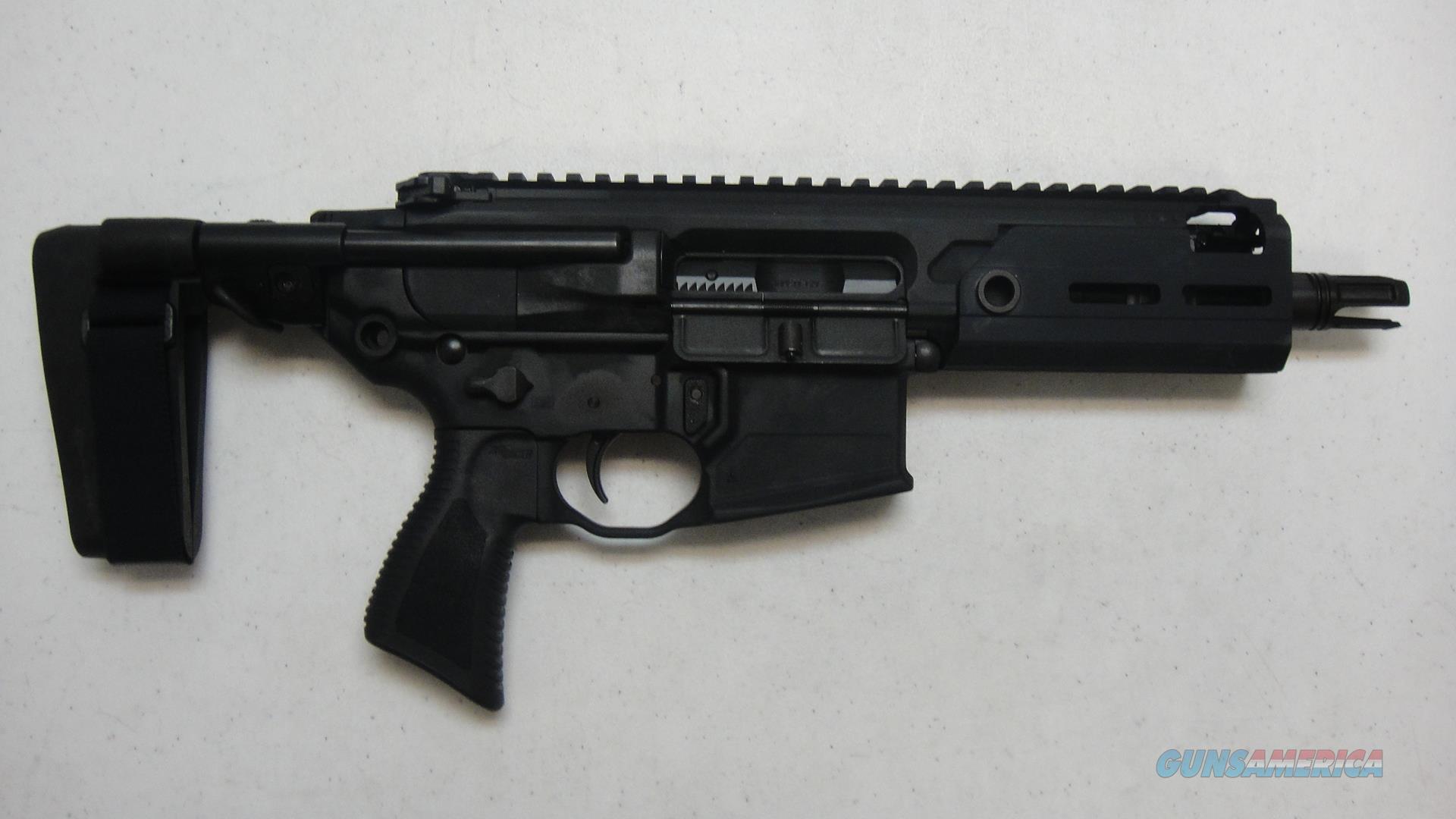 Sig Sauer MCX Rattler w/arm brace  Guns > Pistols > Sig - Sauer/Sigarms Pistols > Other