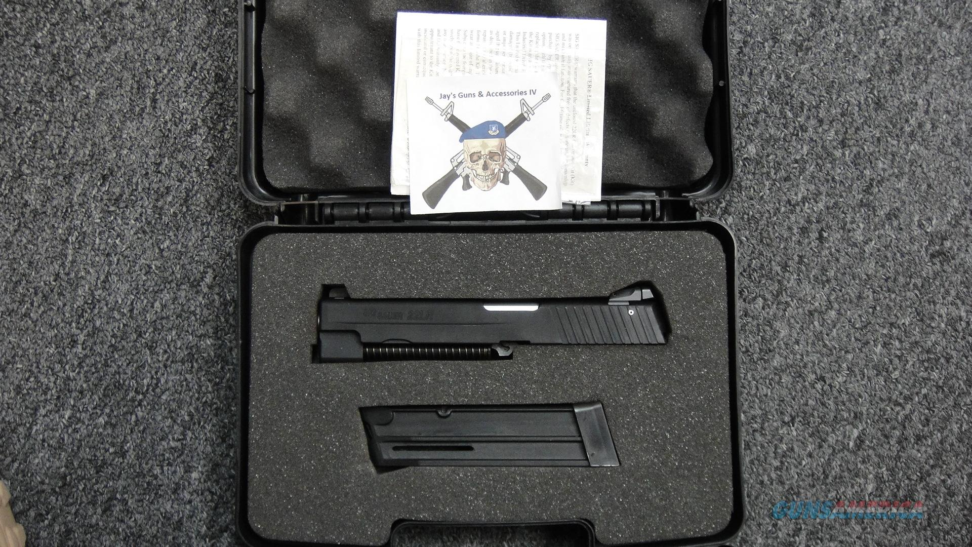 Sig Sauer .22LR Conversion Kit--P229R  Non-Guns > Barrels