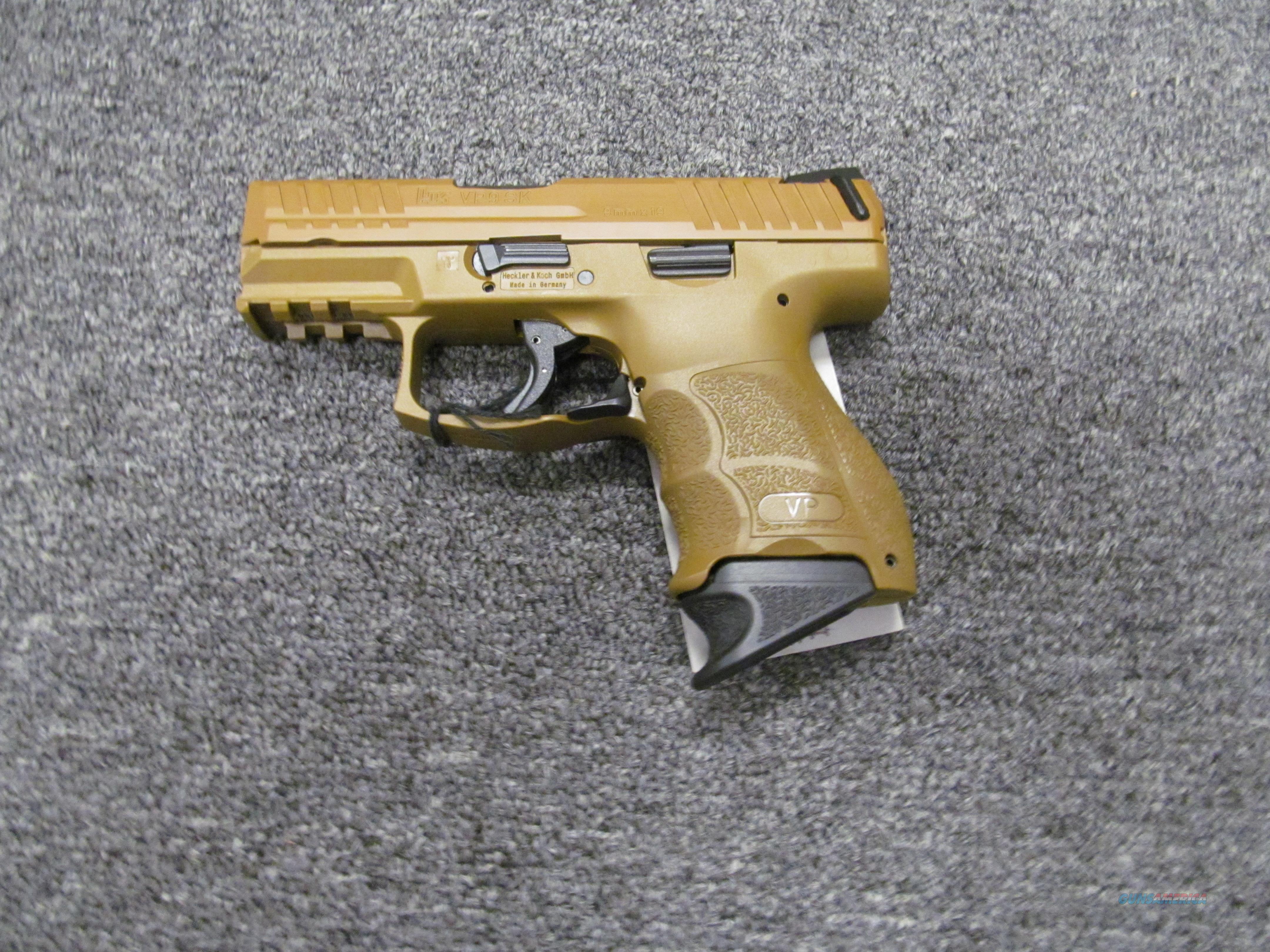 Heckle & Koch VP9 SK  Guns > Pistols > Heckler & Koch Pistols > Polymer Frame