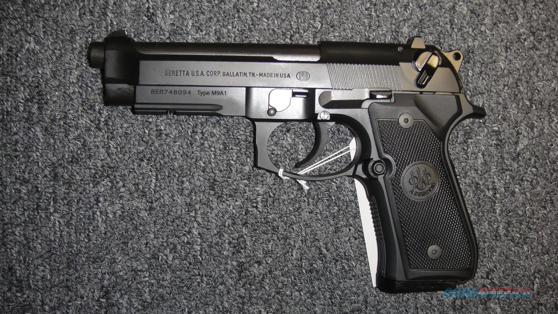 Beretta 92FS M9A1  Guns > Pistols > Beretta Pistols > M9