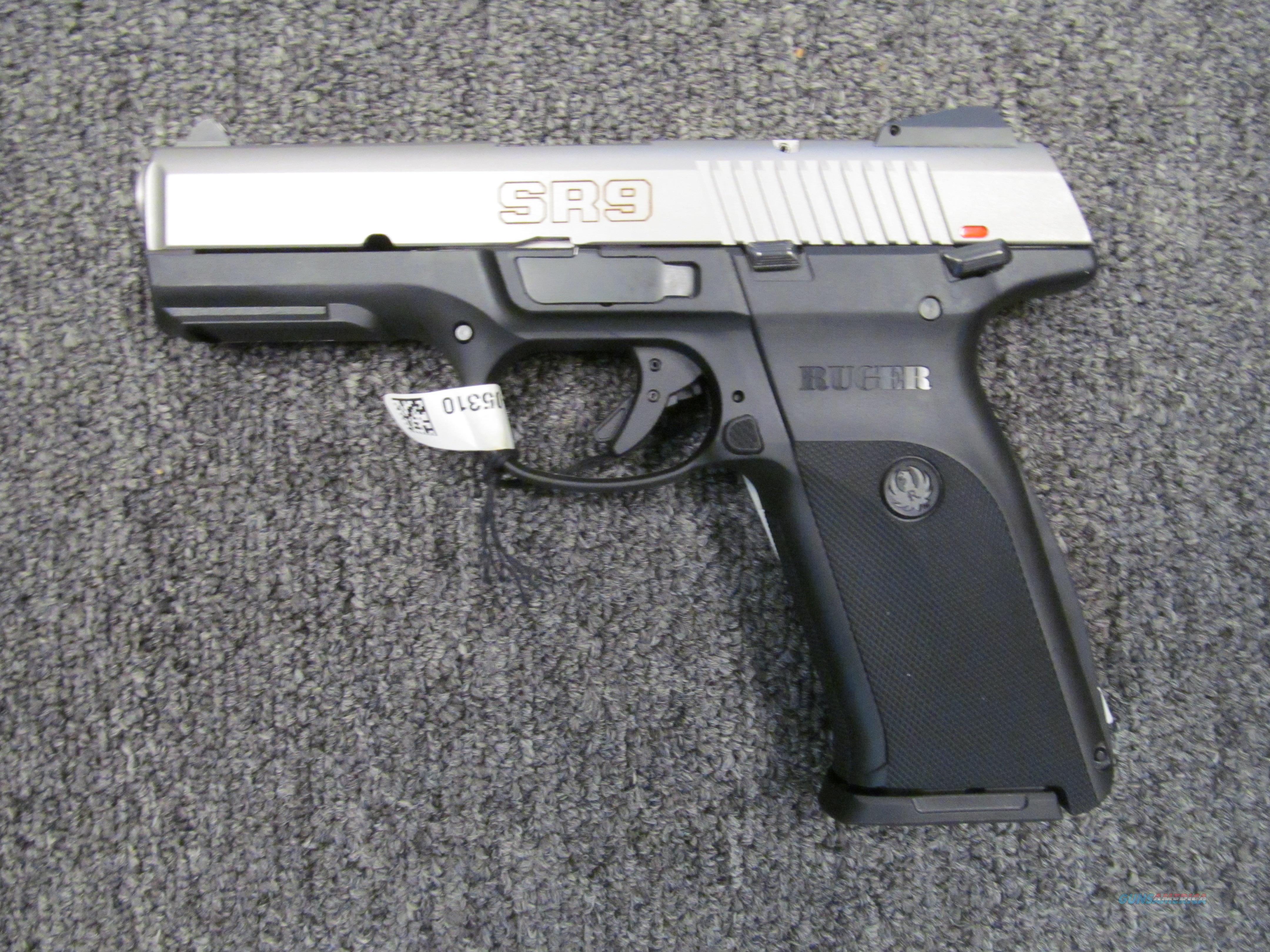 Ruger SR9 Bi Tone  Guns > Pistols > Ruger Semi-Auto Pistols > SR Family > SR9