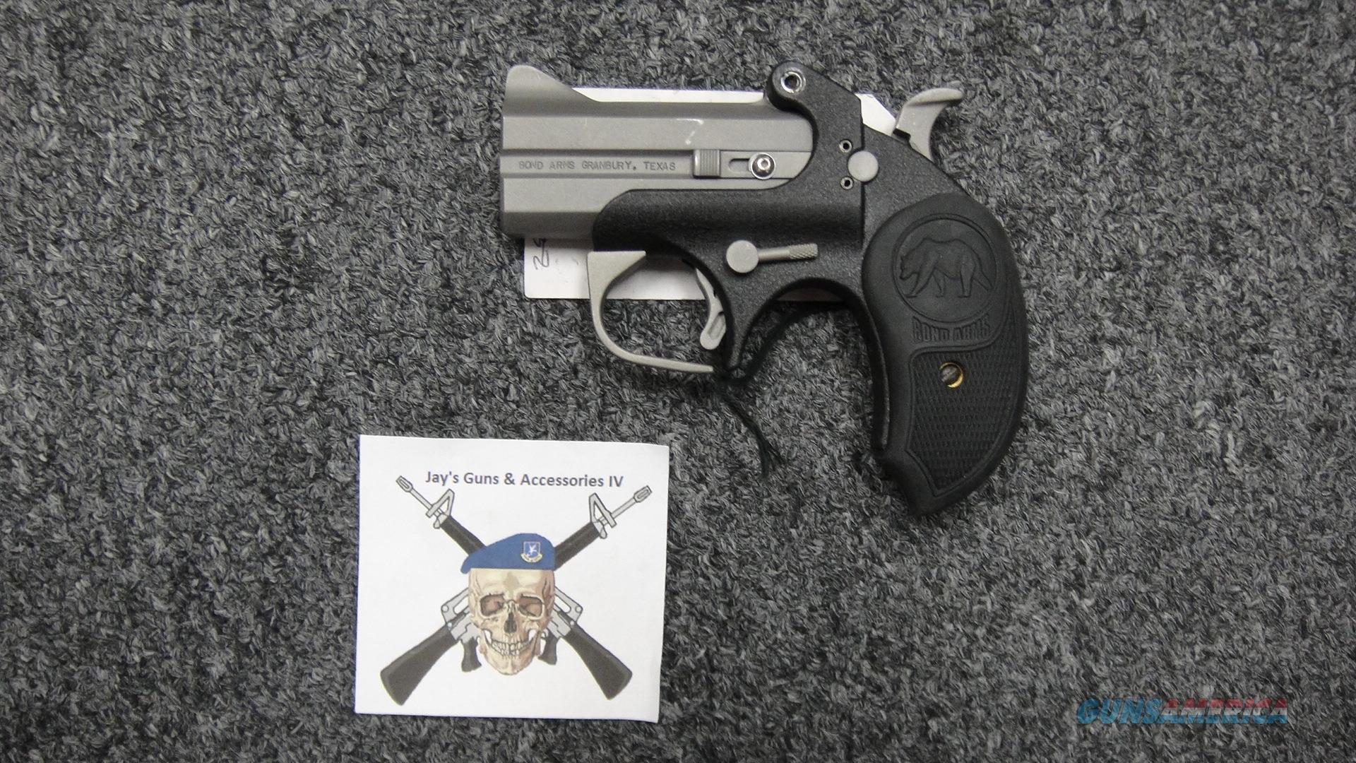 Bond Arms Big Bear Derringer .45LC--CA DOJ APPROVED  Guns > Pistols > Bond Derringers