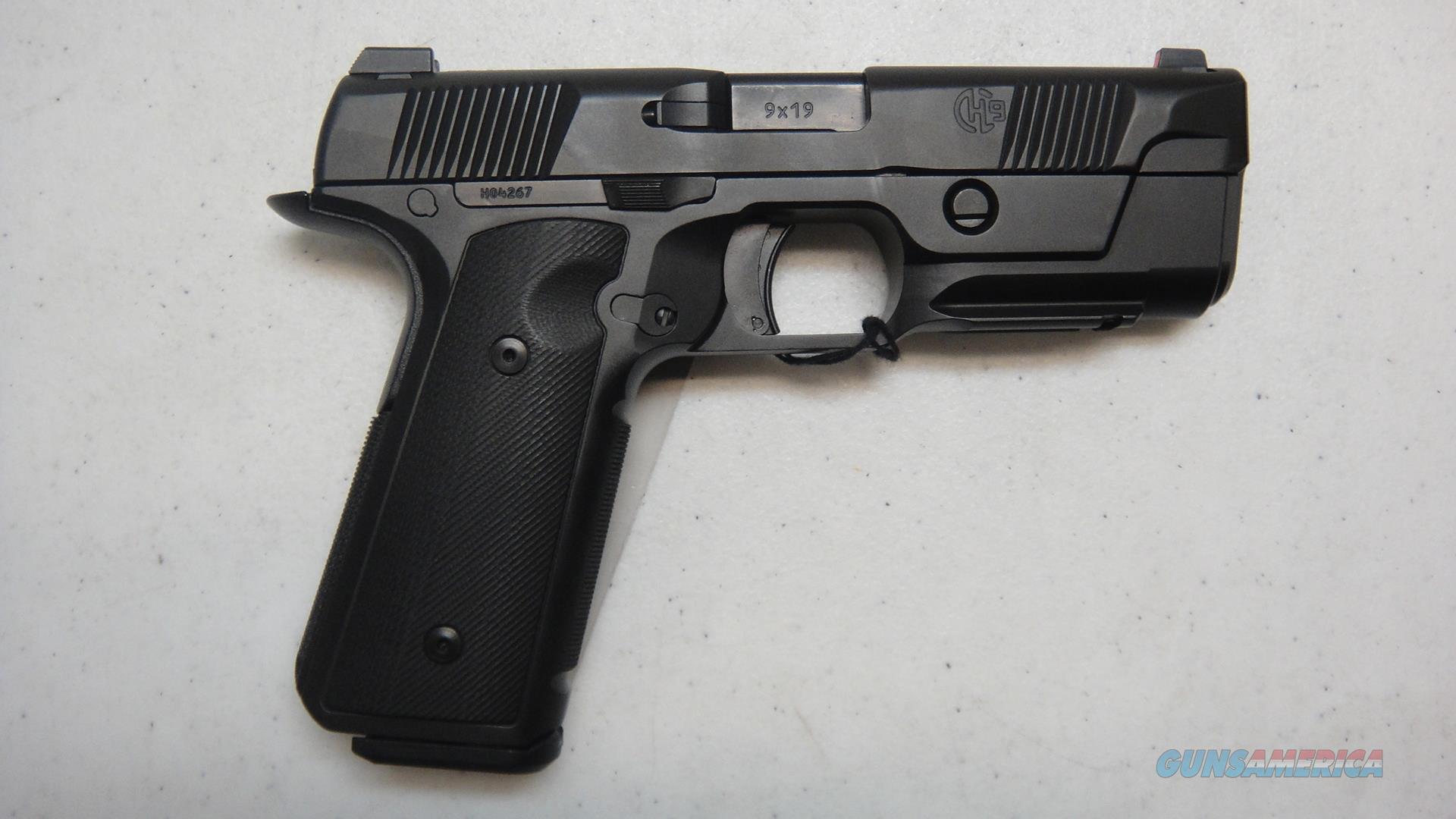 Hudson H9 w/ front night sight.  Guns > Pistols > Hudson Pistols