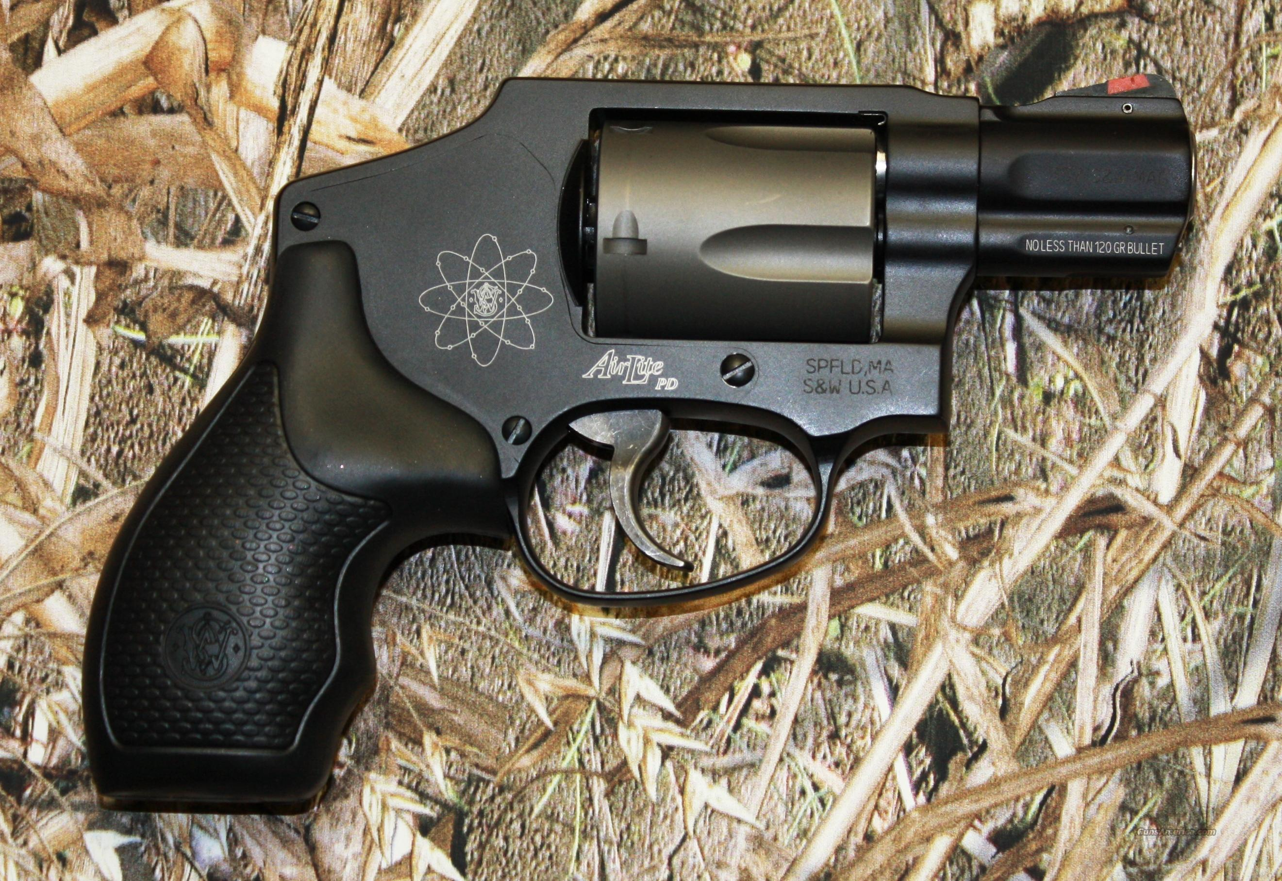 Smith & Wesson 340PD  Guns > Pistols > Smith & Wesson Revolvers > Pocket Pistols