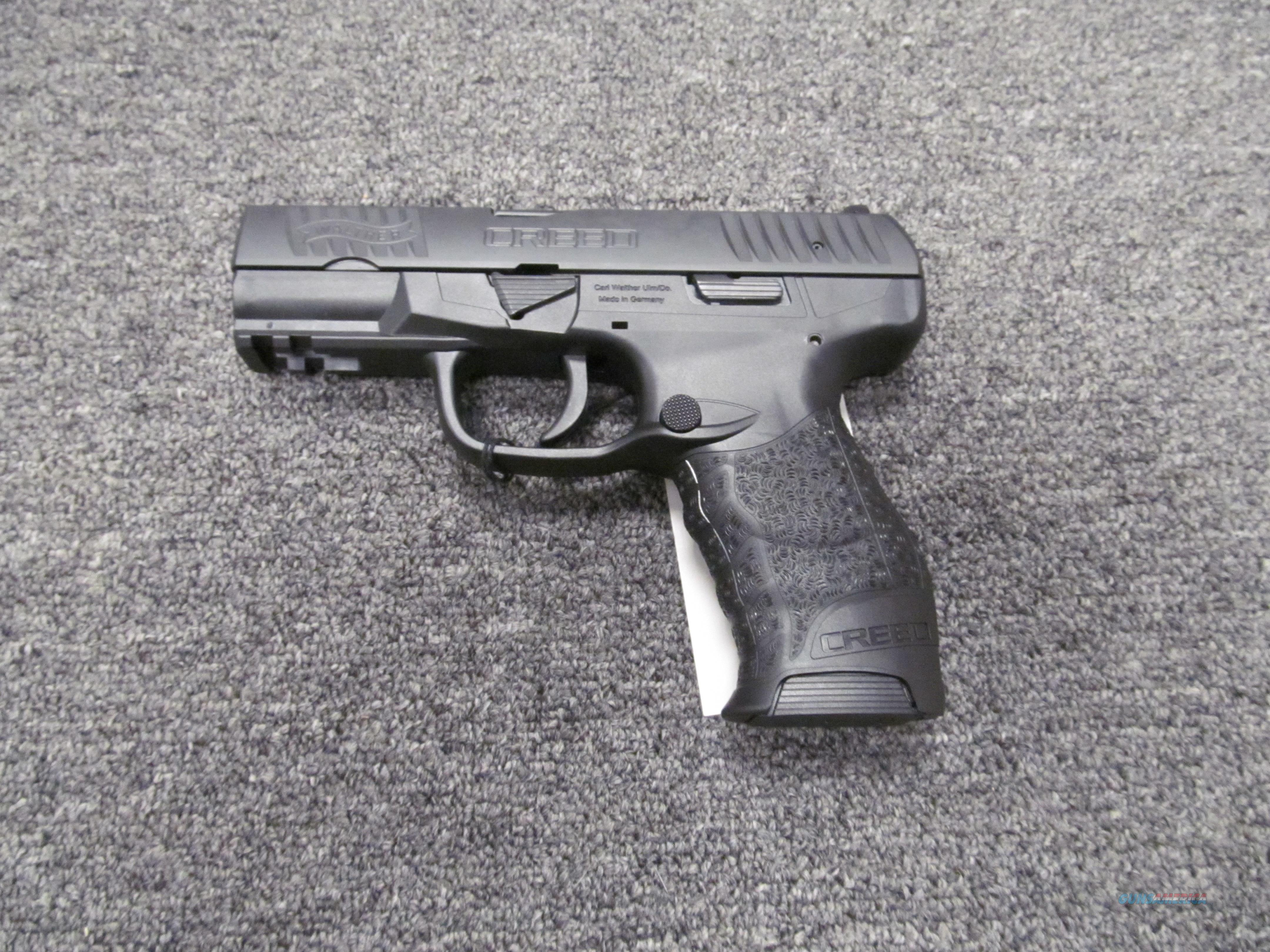 Walther Creed  Guns > Pistols > Walther Pistols > Post WWII > Creed