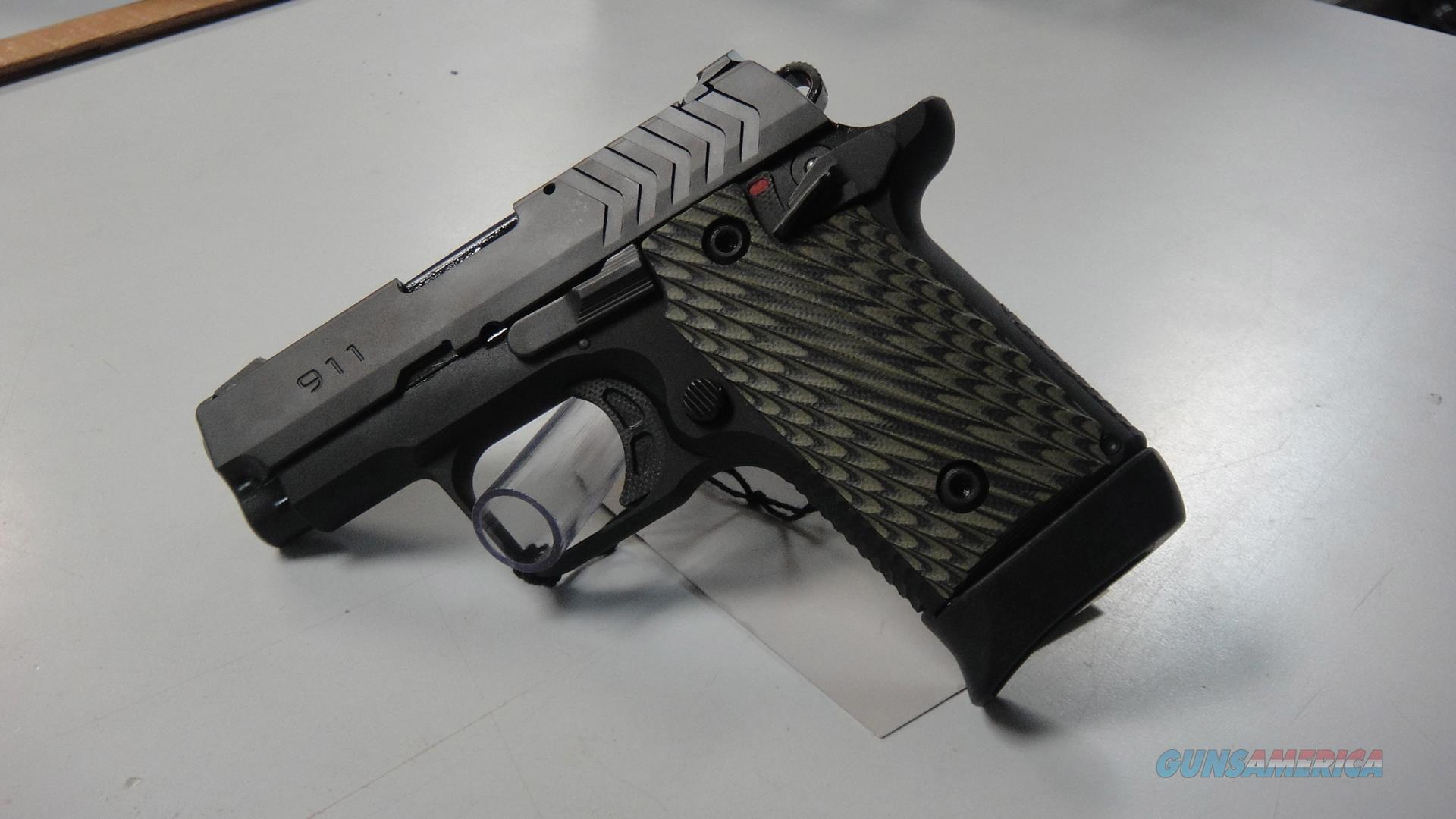 Springfield Armory 911 (Loaded) W/ night sights  Guns > Pistols > Springfield Armory Pistols > 911