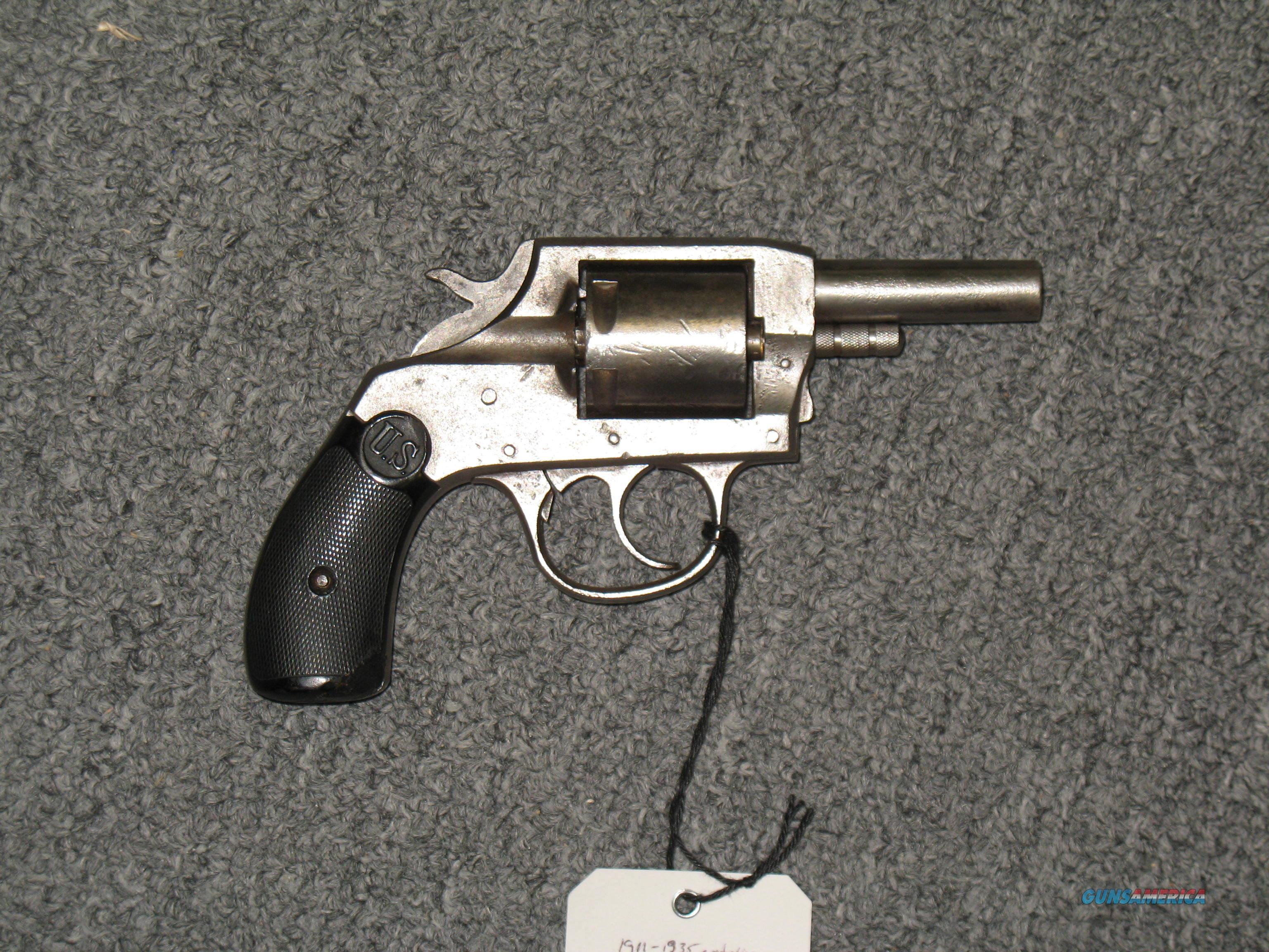 US Revolver Co Double Action  Guns > Pistols > TU Misc Pistols