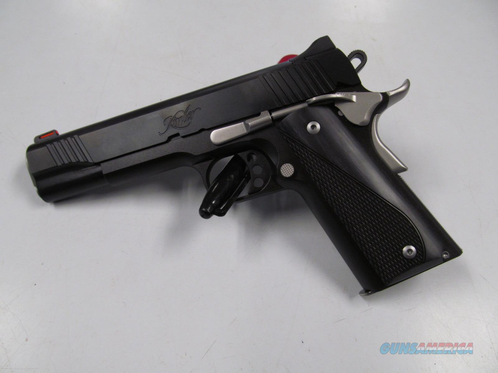 Kimber Custom LW (3700598)  Guns > Pistols > Kimber of America Pistols > 1911