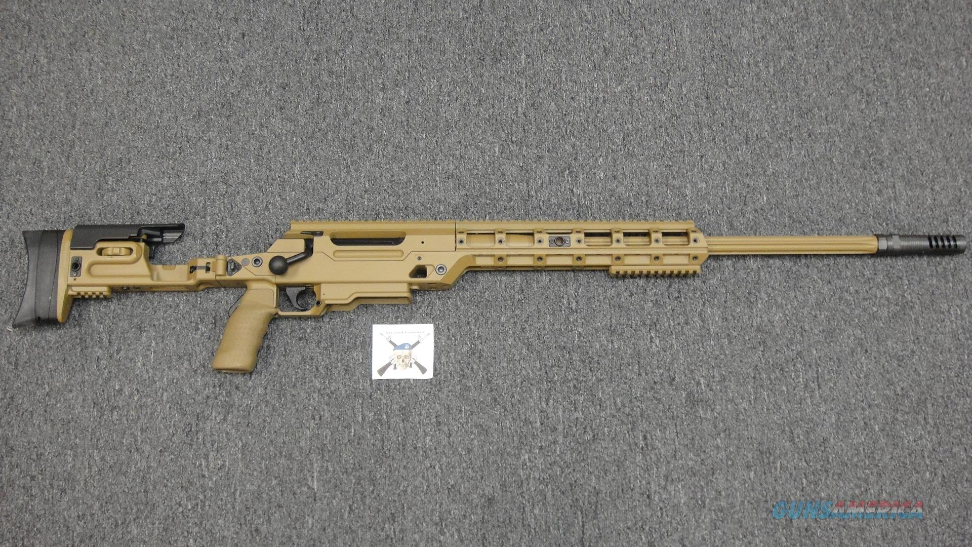 FNH BALLISTA in Flat Dark Earth .338 Lapua Magnum  Guns > Rifles > FNH - Fabrique Nationale (FN) Rifles > Bolt action > Tactical