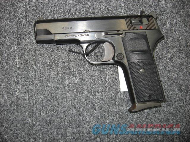 "Zastava M88 ""A"" 9mm (SERBIA)--used  Guns > Pistols > Zastava Arms"
