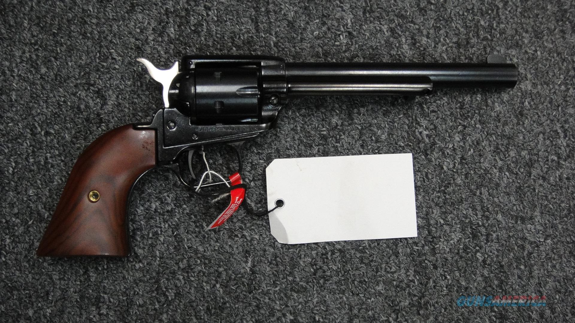 Heritage Mfg Rough Rider SAO revolver .22LR/.22 mag  Guns > Pistols > Heritage