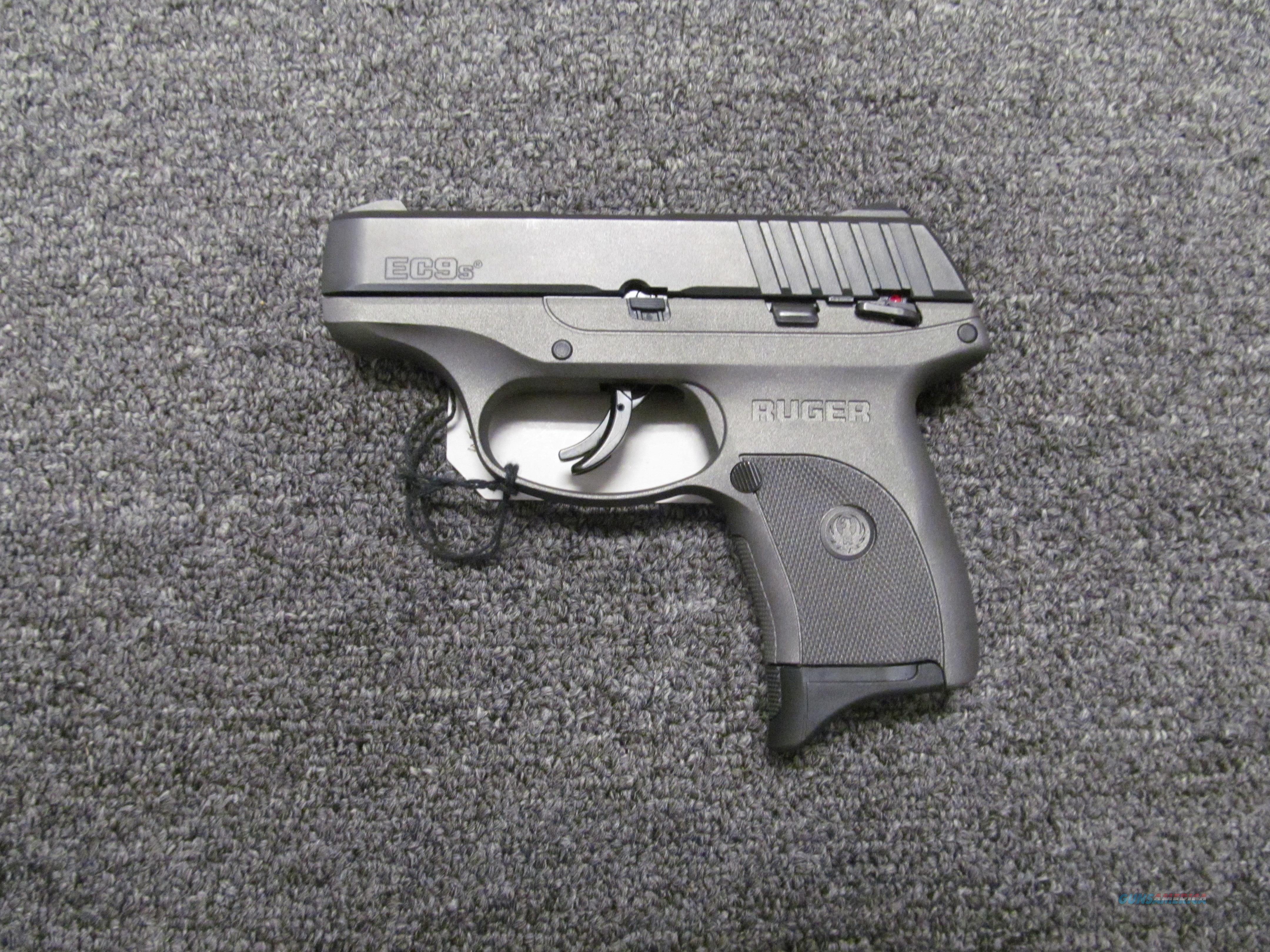 Ruger EC9S (03292)  Guns > Pistols > Ruger Semi-Auto Pistols > EC9