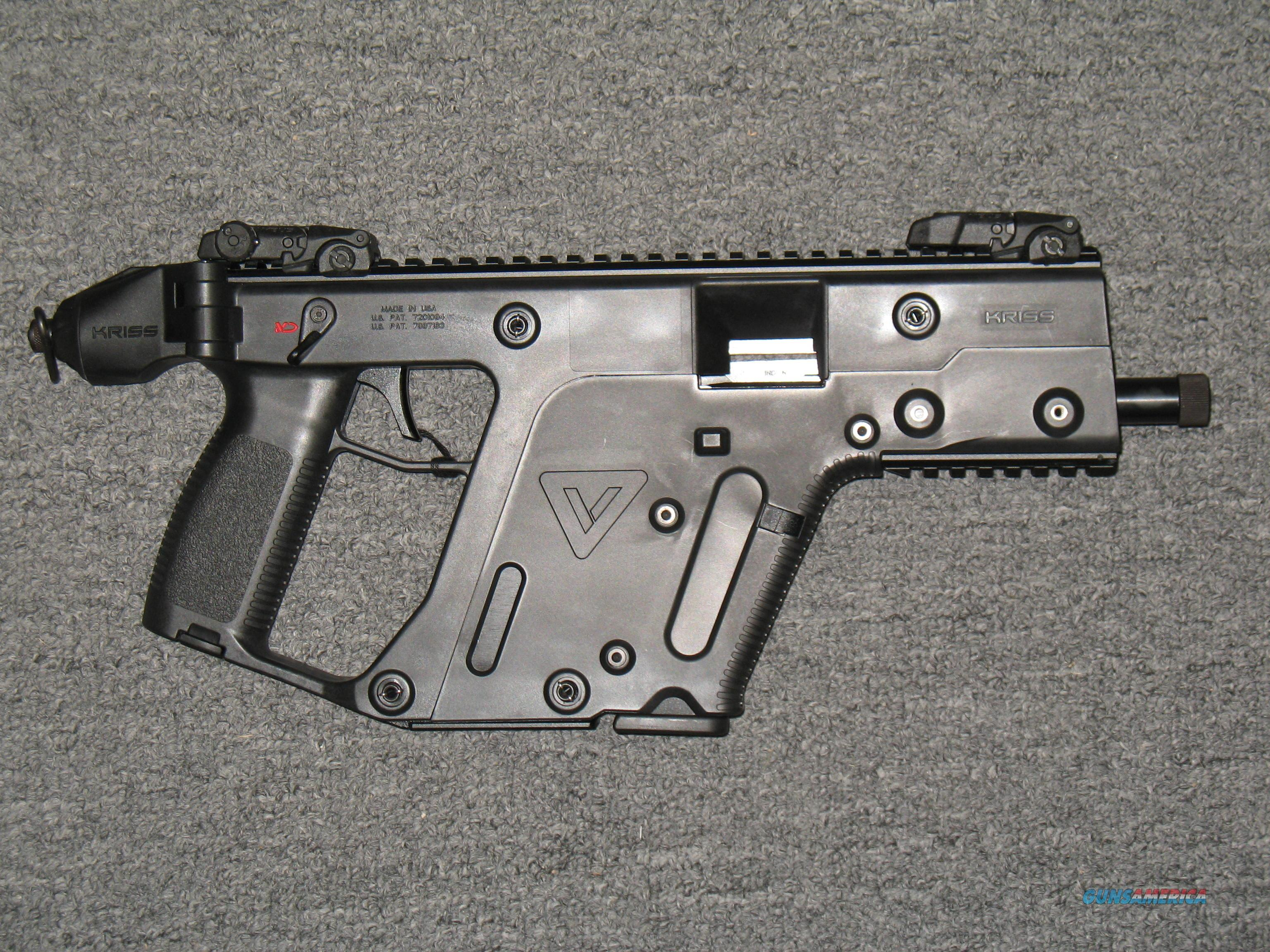 Kriss Vector SDP .45acp  Guns > Pistols > Kriss Tactical Pistols