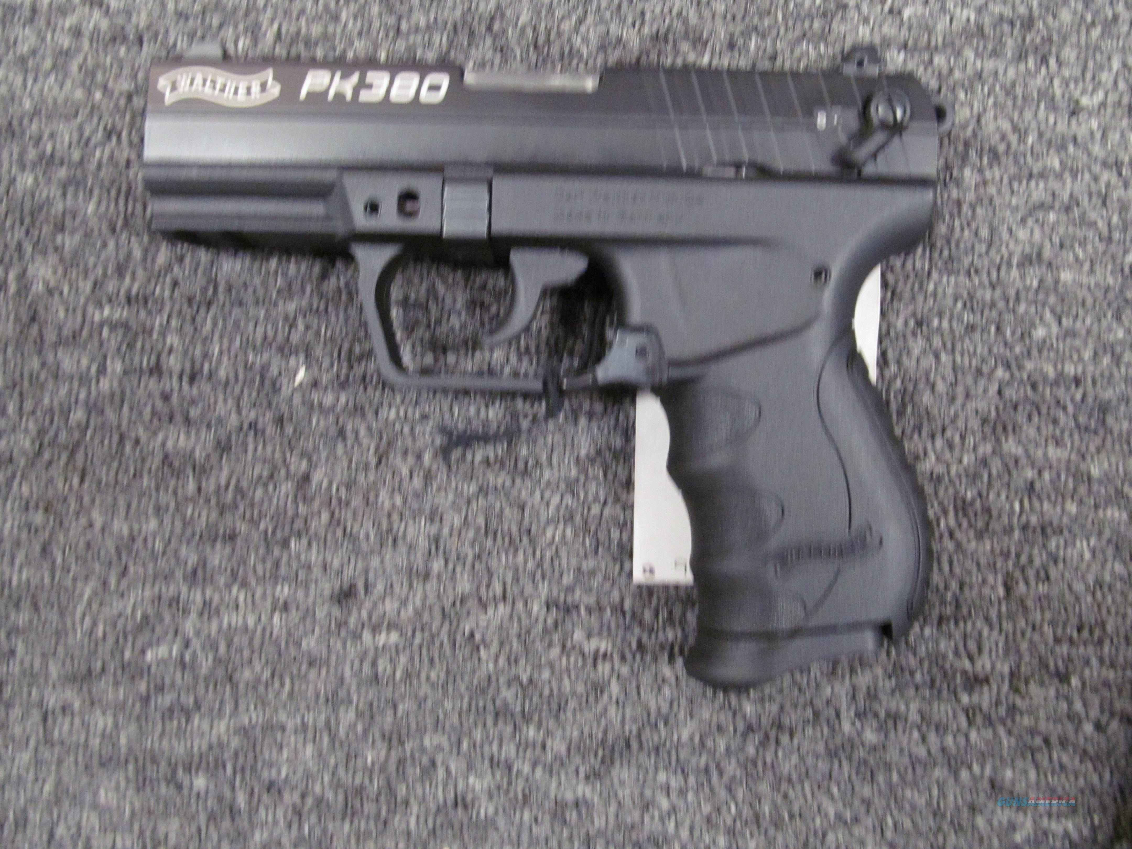 Walther PK380   Guns > Pistols > Walther Pistols > Post WWII > PK380
