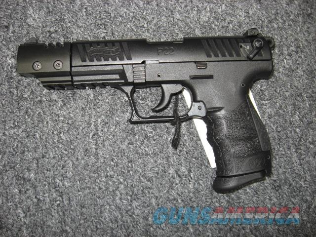 Walther P22 Target  Guns > Pistols > Walther Pistols > Post WWII > P22