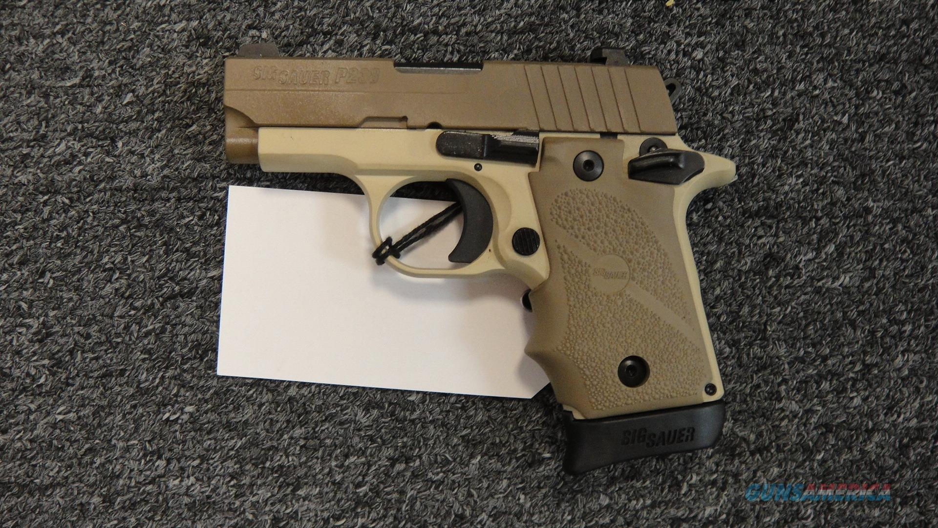 Sig Sauer P238 Desert  Guns > Pistols > Sig - Sauer/Sigarms Pistols > P238