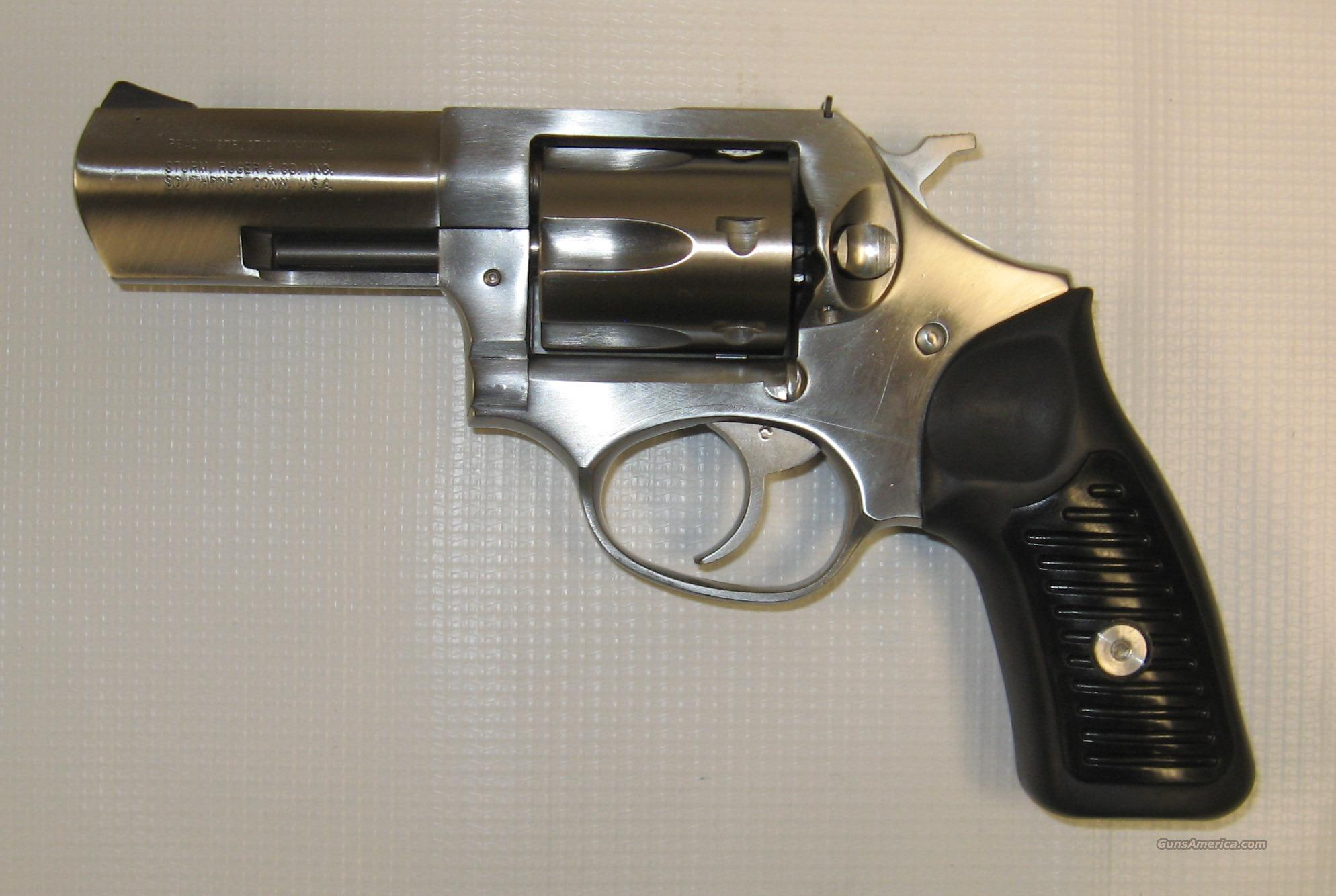 Ruger SP101 .32H&R Stainless  Guns > Pistols > Ruger Double Action Revolver > SP101 Type
