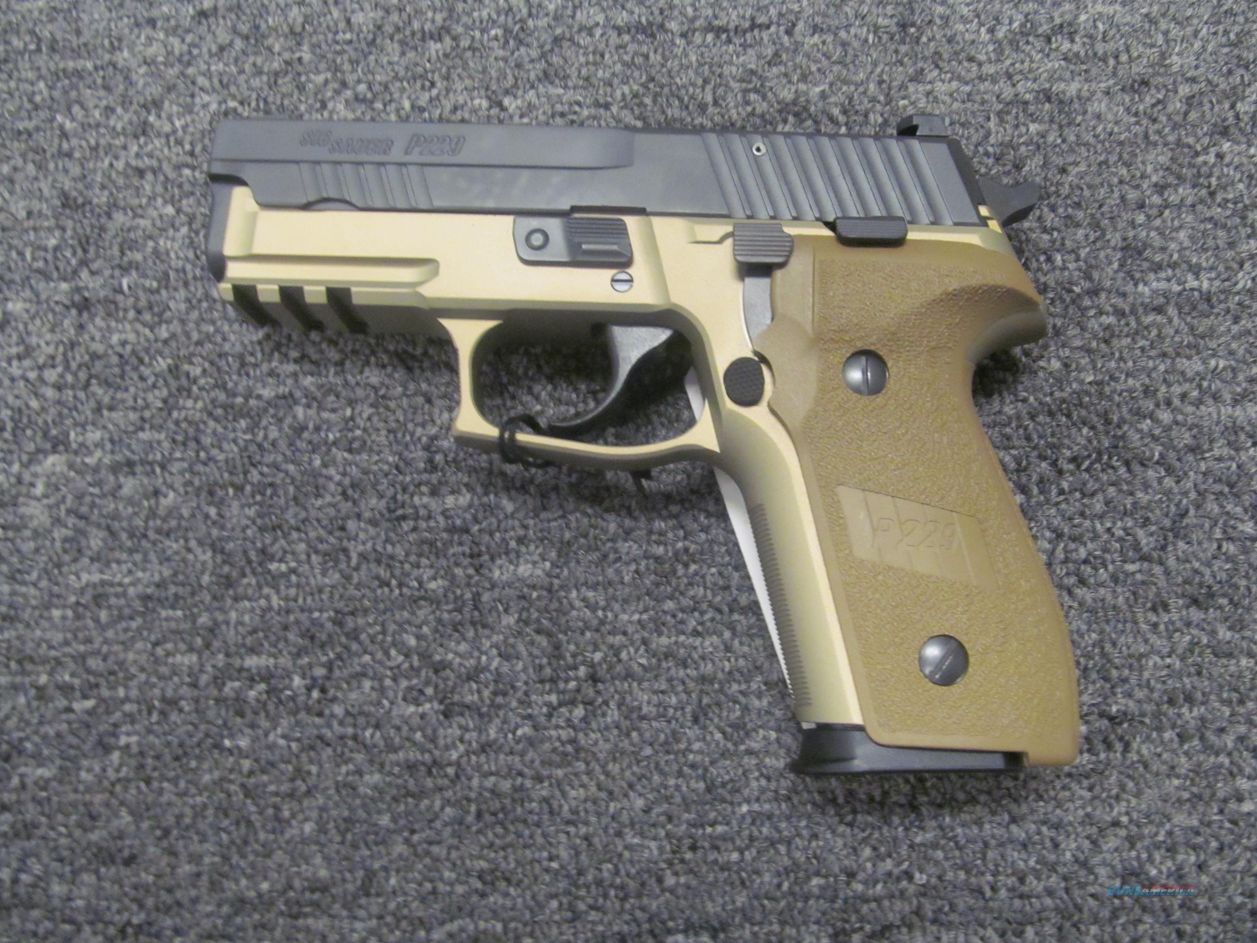 Sig Sauer P229R (E29R-9-CBT)  Guns > Pistols > Sig - Sauer/Sigarms Pistols > P229