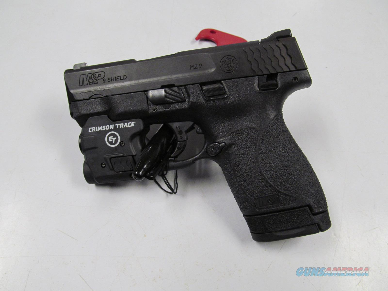 Smith & Wesson M&P9 Shield M2.0  Guns > Pistols > Smith & Wesson Pistols - Autos > Shield